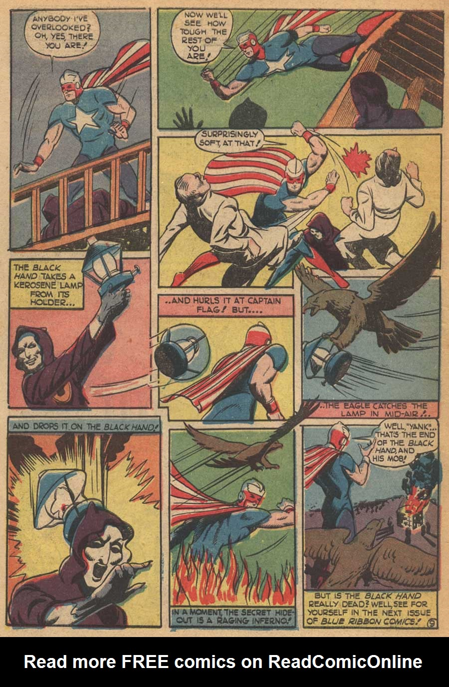 Blue Ribbon Comics (1939) issue 16 - Page 66