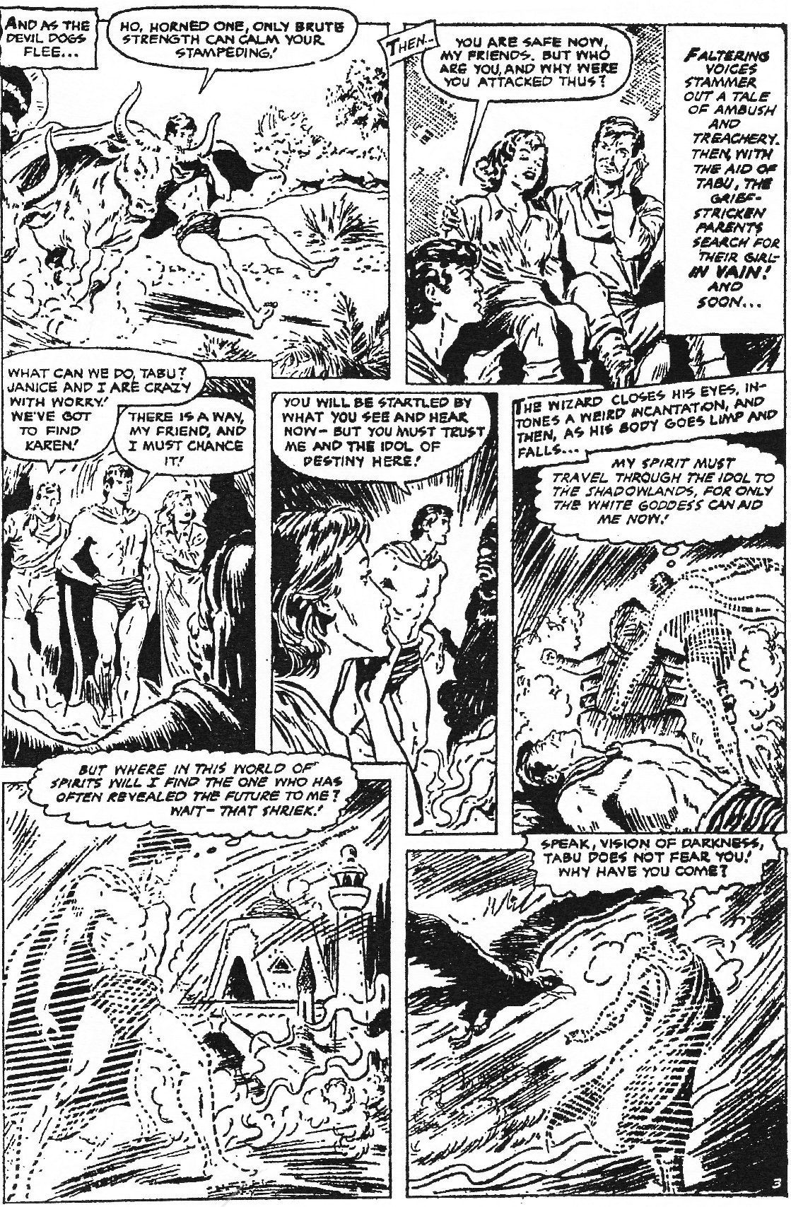 Read online Men of Mystery Comics comic -  Issue #84 - 171