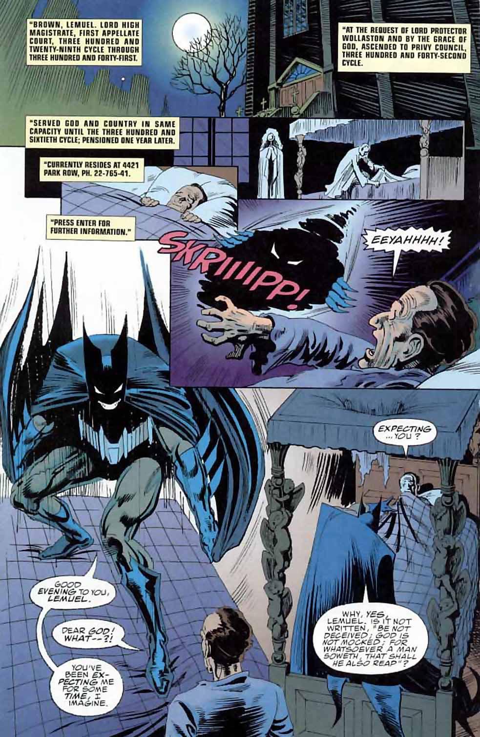 Read online Batman: Holy Terror comic -  Issue # Full - 19