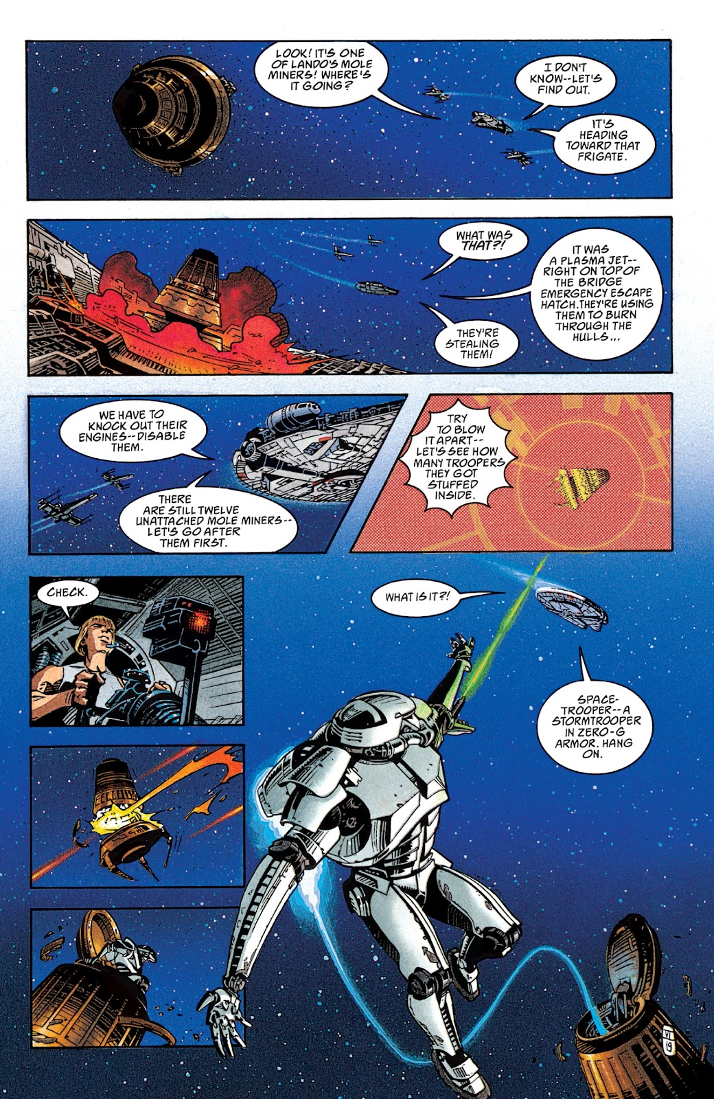 Read online Star Wars Legends: The New Republic - Epic Collection comic -  Issue # TPB 4 (Part 2) - 42