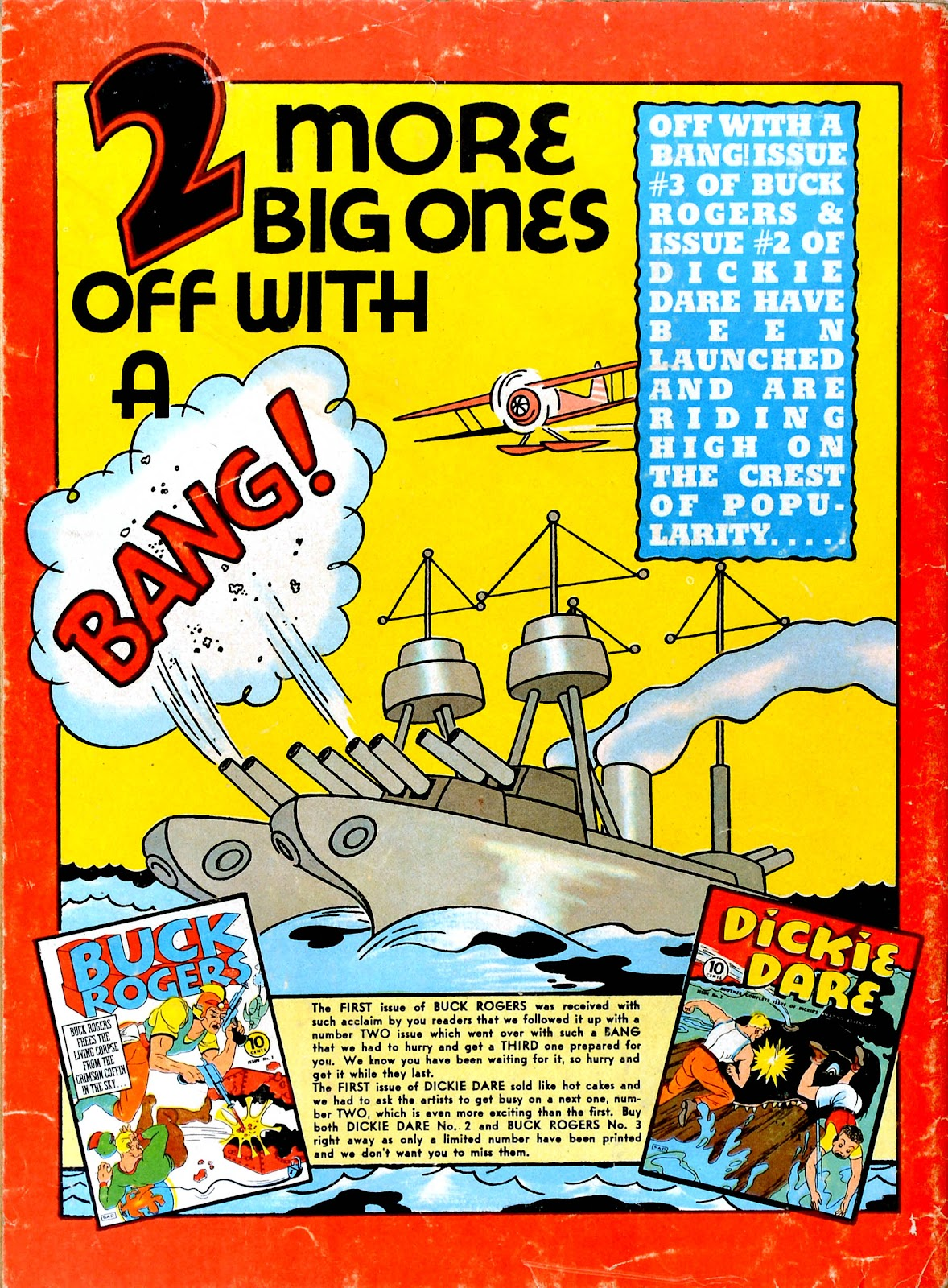 Read online Famous Funnies comic -  Issue #93 - 66