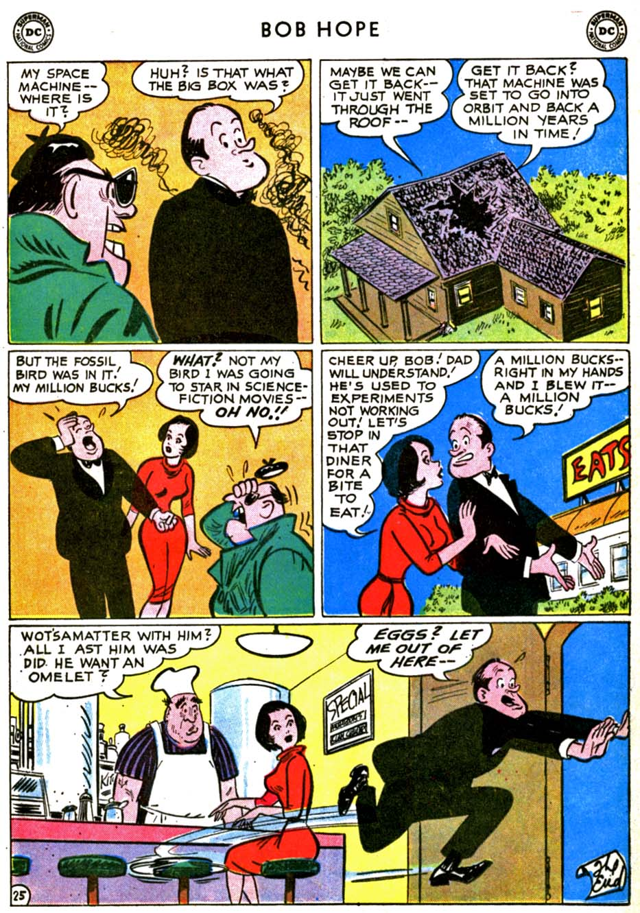 The Adventures of Bob Hope issue 69 - Page 32