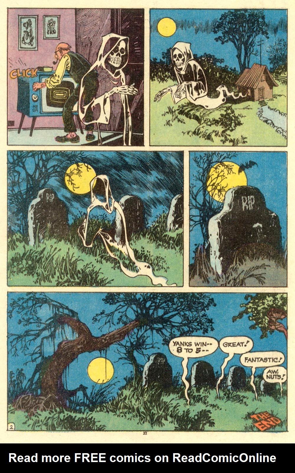 Read online Plop! comic -  Issue #1 - 24
