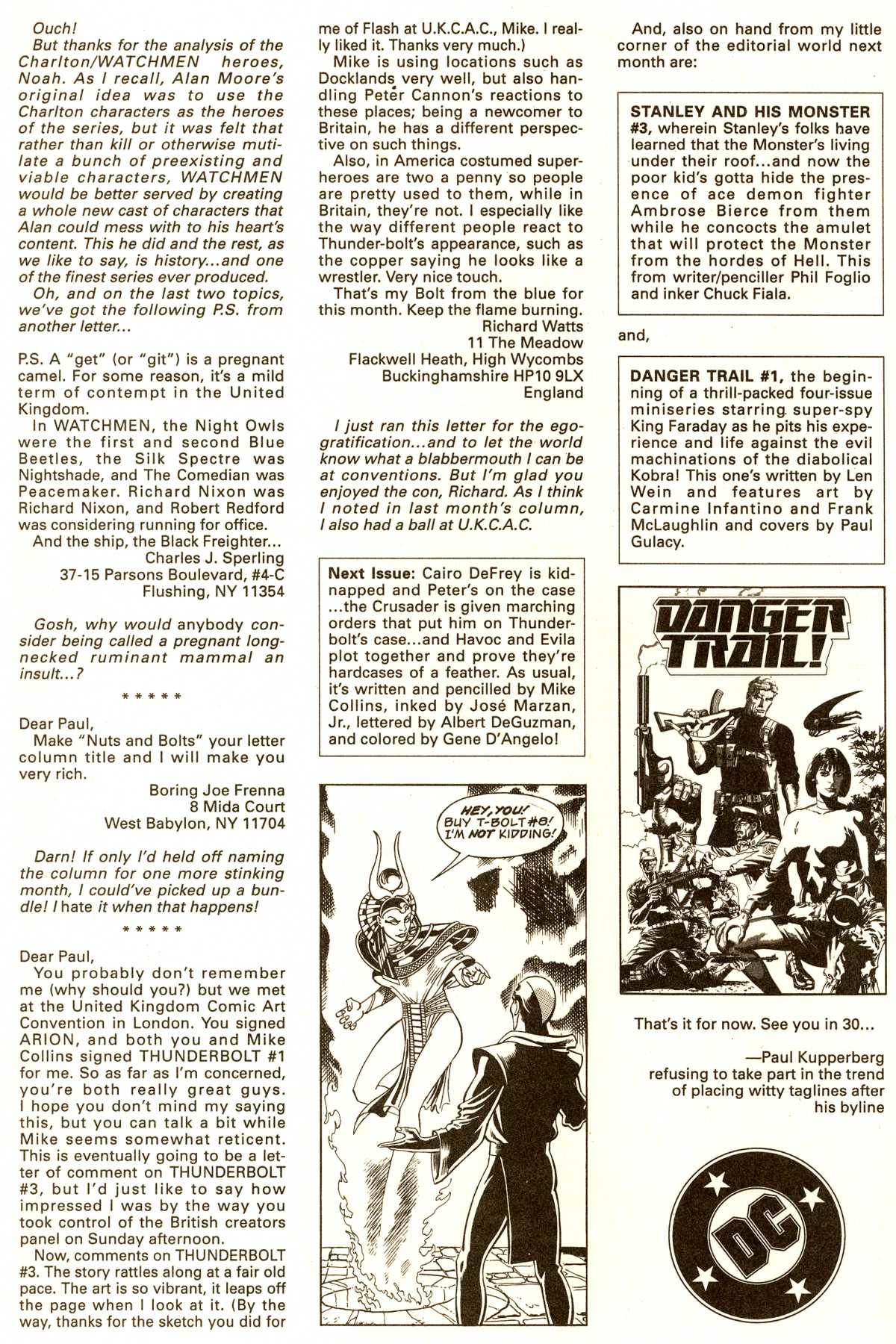 Read online Peter Cannon--Thunderbolt (1992) comic -  Issue #7 - 25