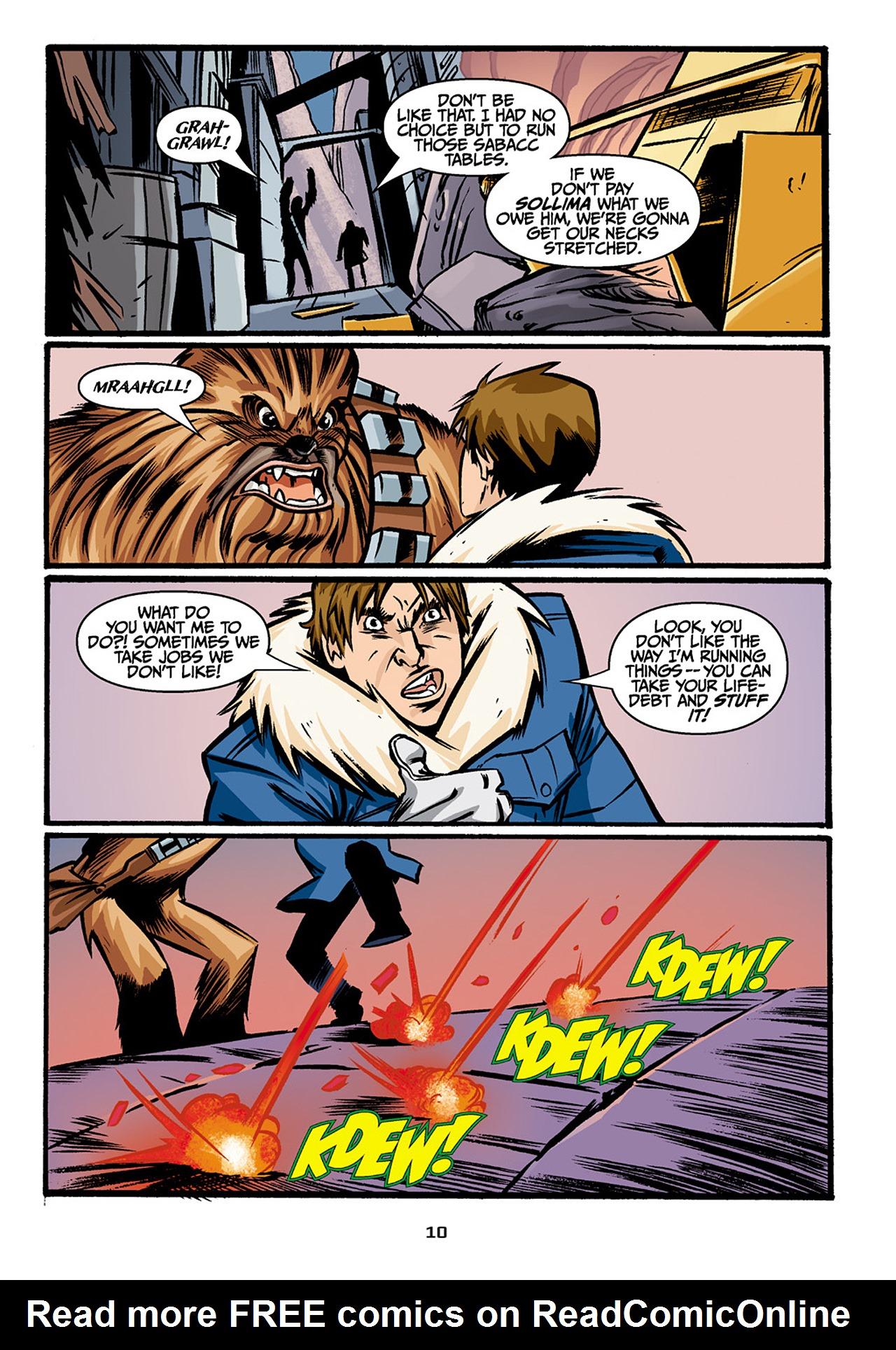 Read online Star Wars Omnibus comic -  Issue # Vol. 33 - 12