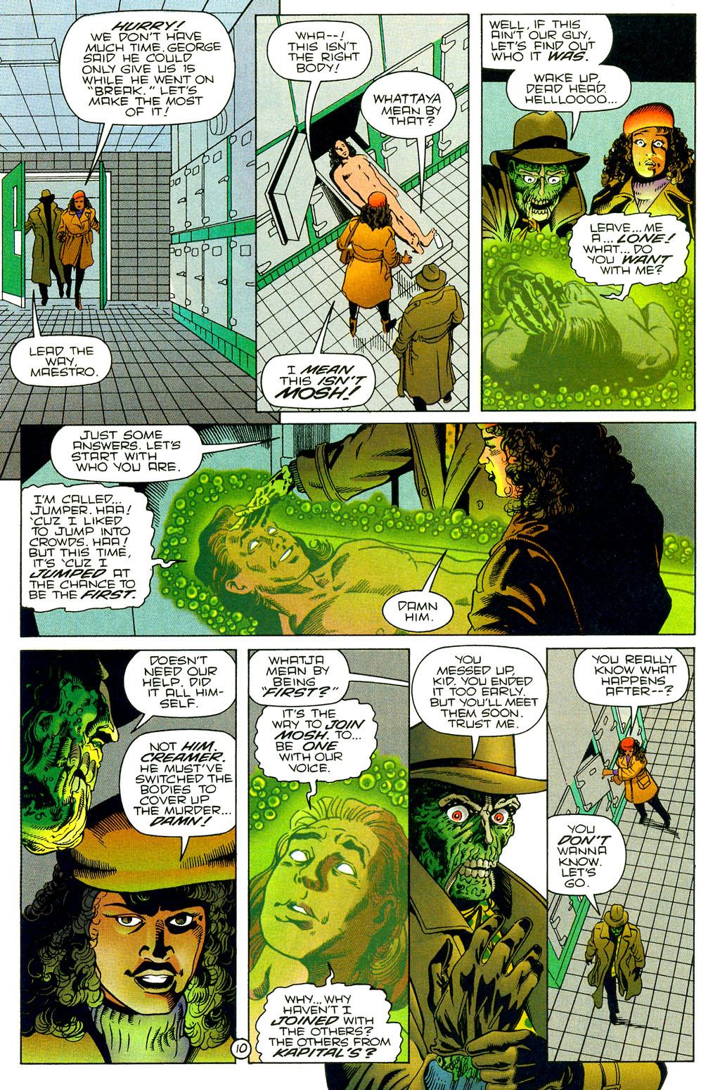 Read online UltraForce (1994) comic -  Issue #7 - 11