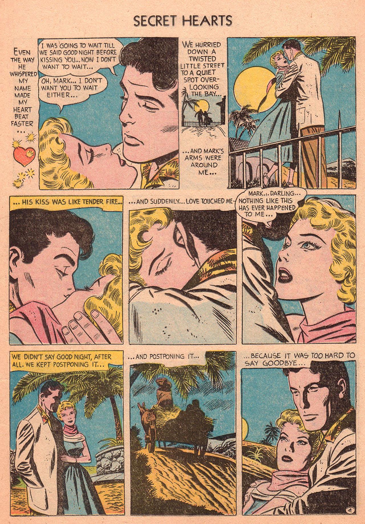 Read online Secret Hearts comic -  Issue #27 - 13