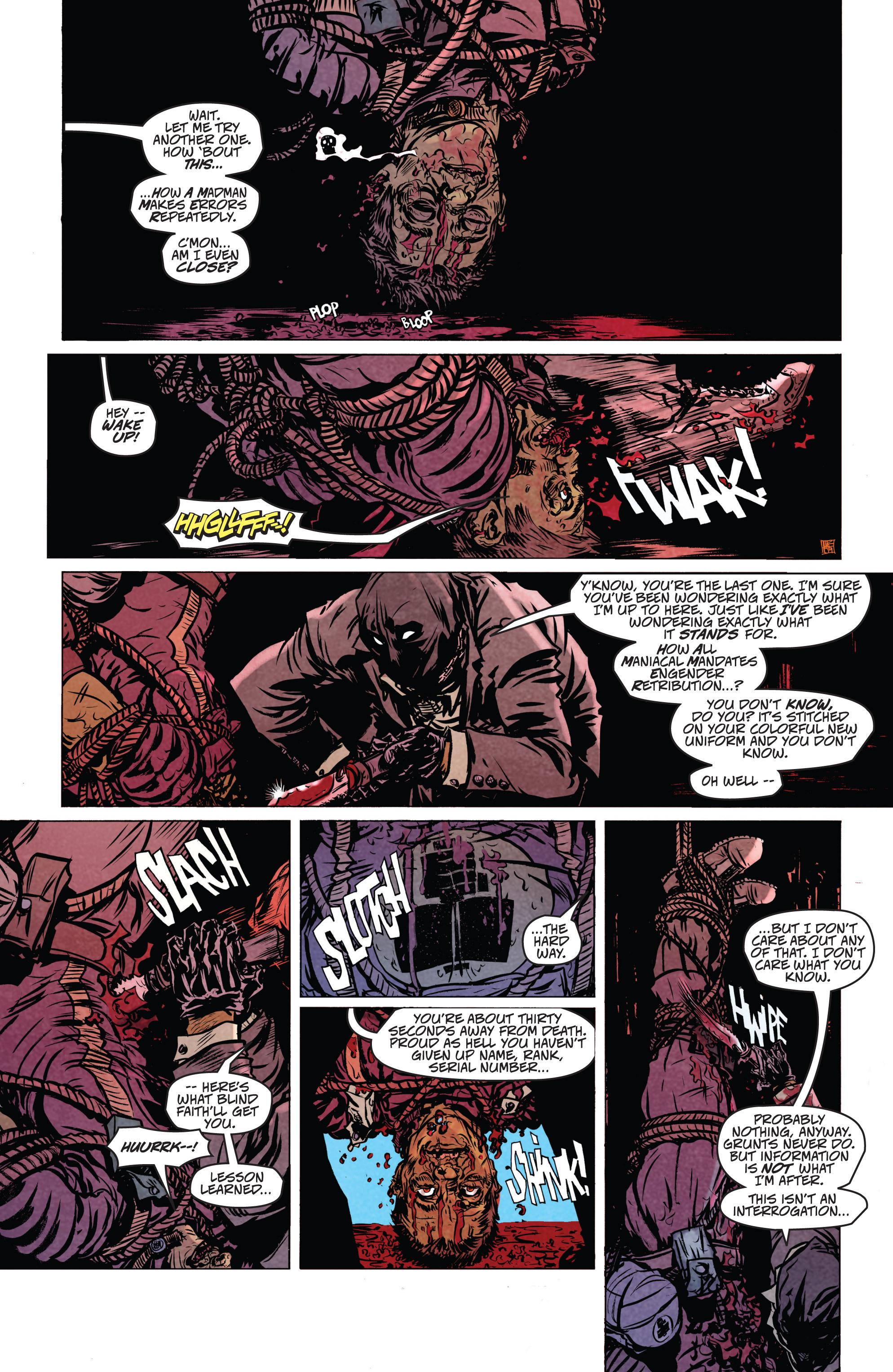 Dark Reign: Zodiac 1 Page 2