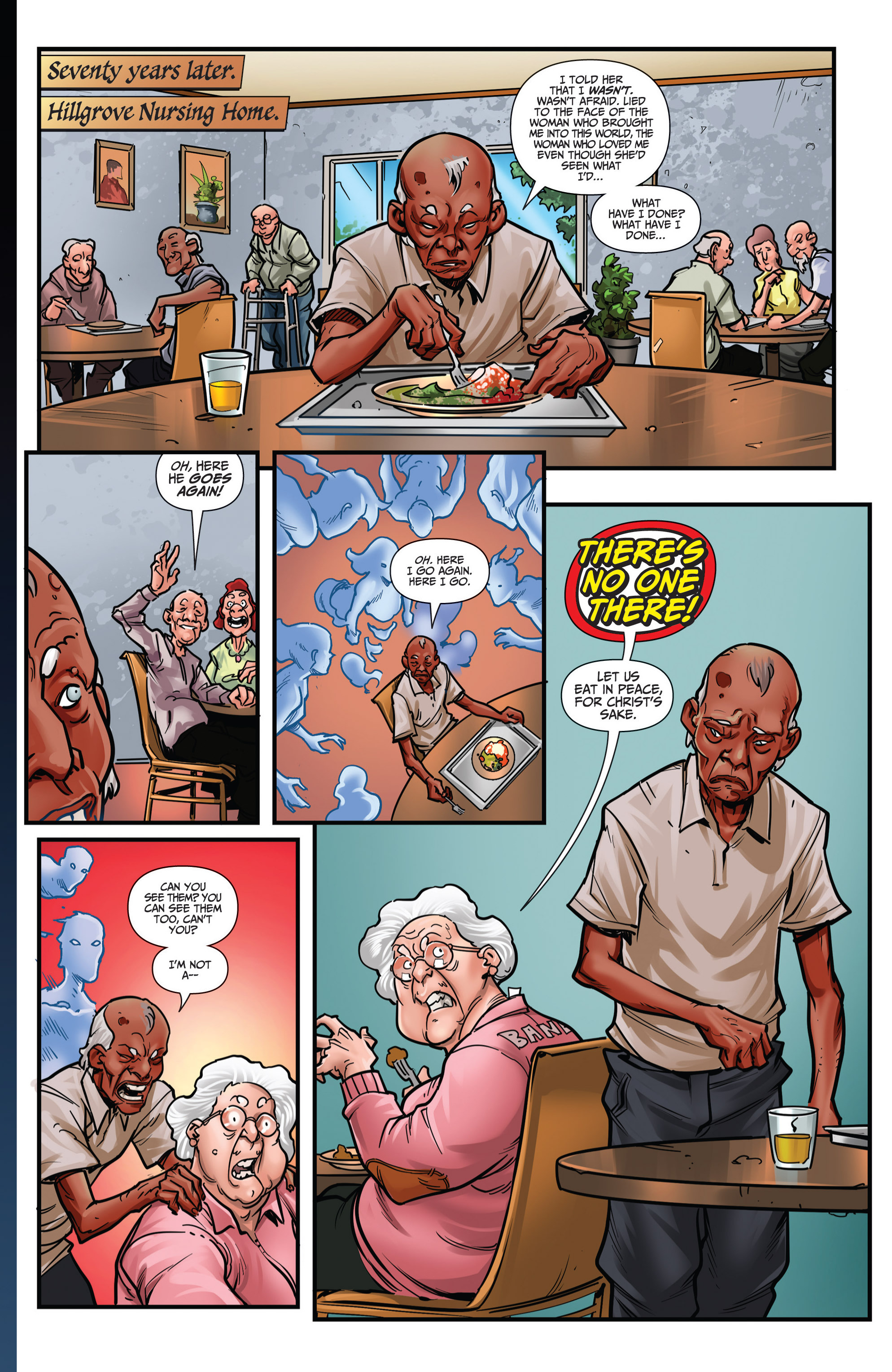 Read online Grimm Fairy Tales: Arcane Acre comic -  Issue # TPB 4 - 145