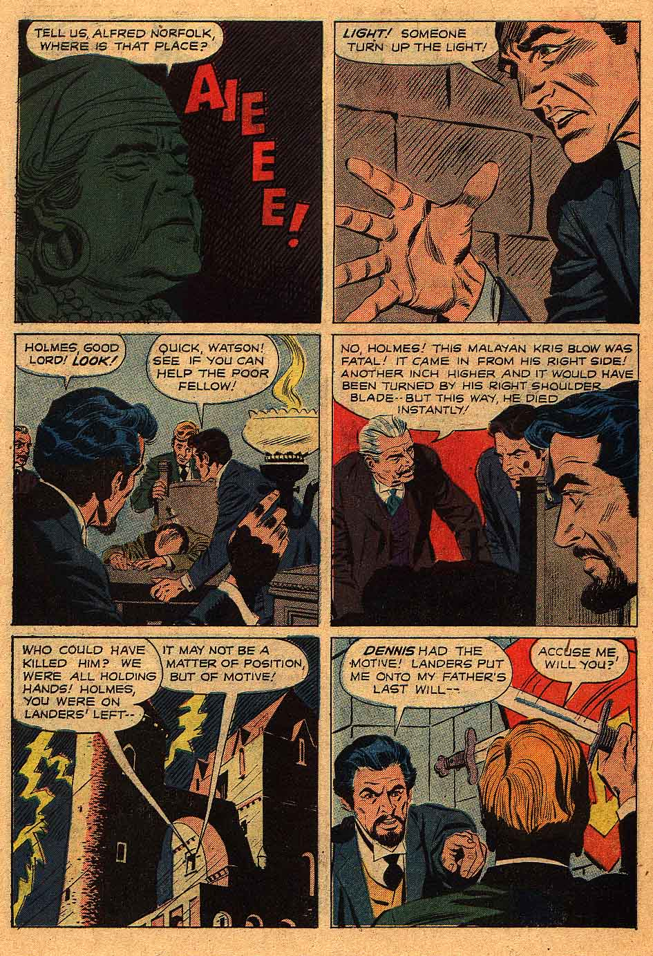 Four Color Comics issue 1169 - Page 10