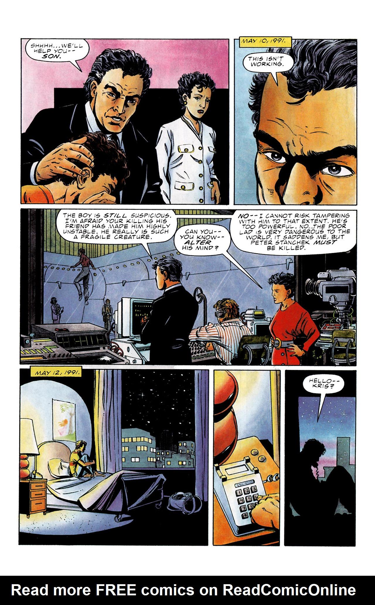 Read online Harbinger (1992) comic -  Issue #0 - 12
