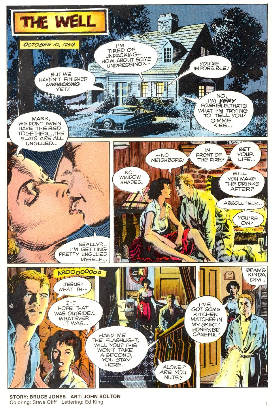 Read online Twisted Tales (1982) comic -  Issue #4 - 2