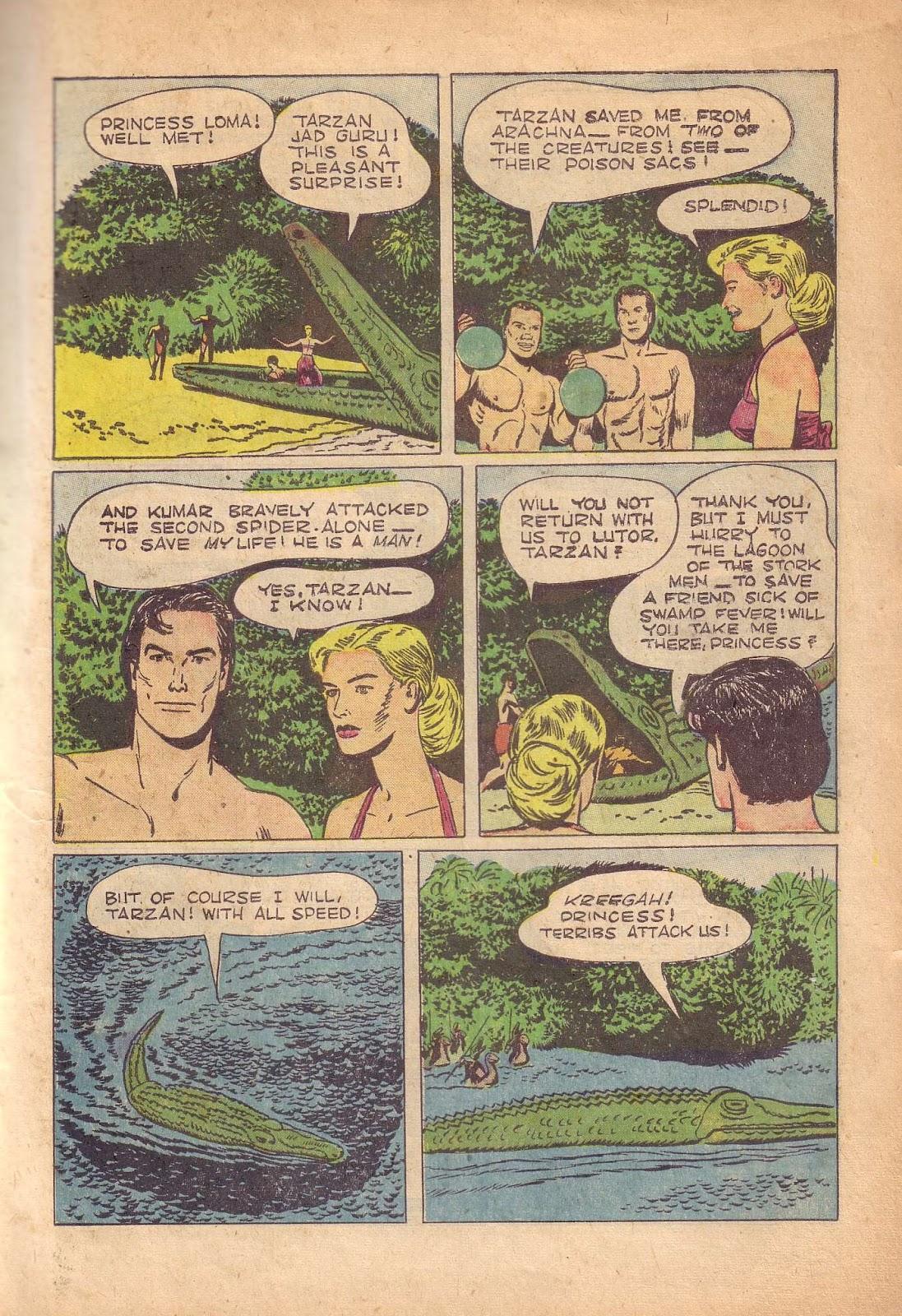 Tarzan (1948) issue 50 - Page 15