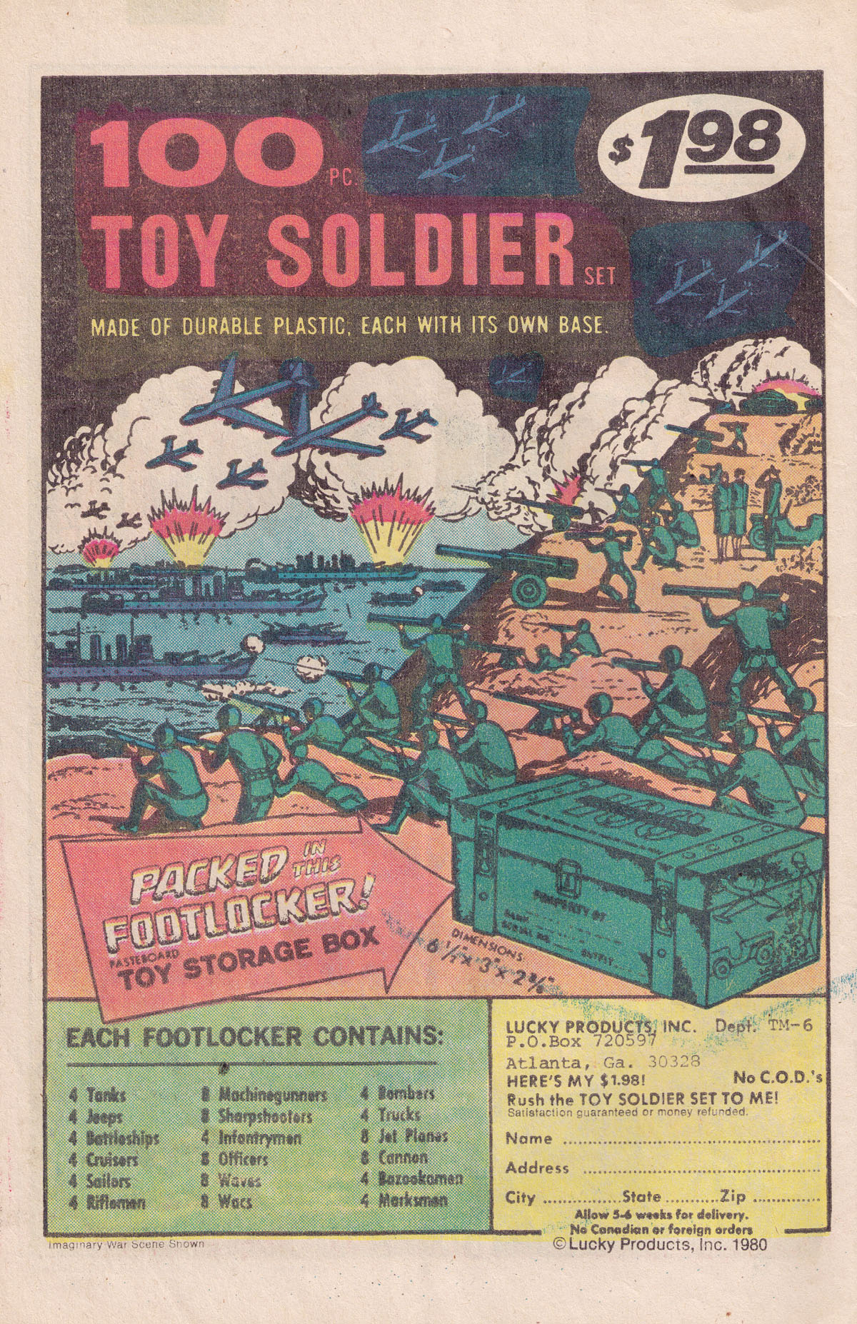 Read online Sgt. Fury comic -  Issue #158 - 6