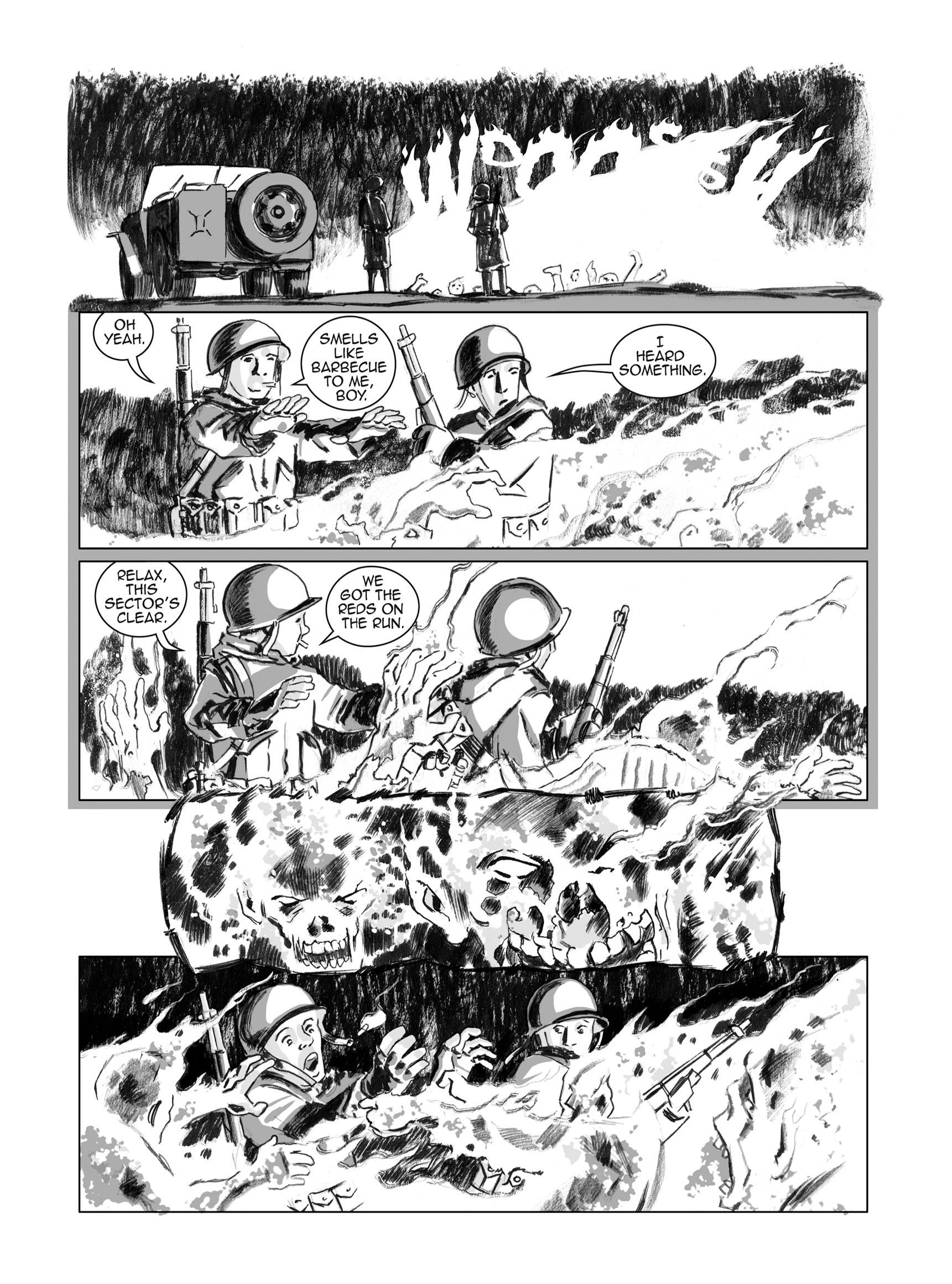 Read online FUBAR comic -  Issue #3 - 302