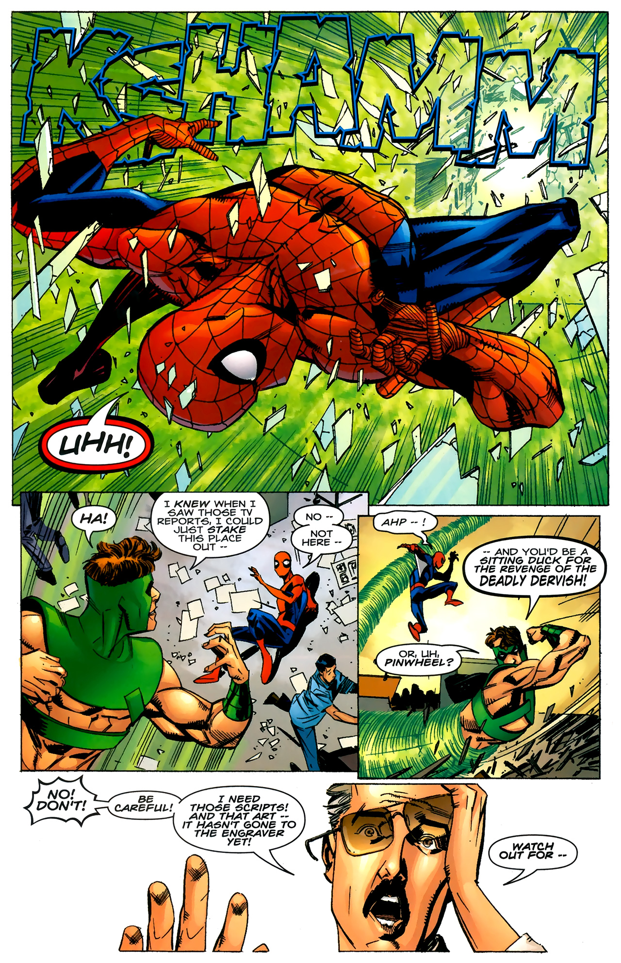 The Amazing Spider-Man (1963) _Annual_37 Page 35