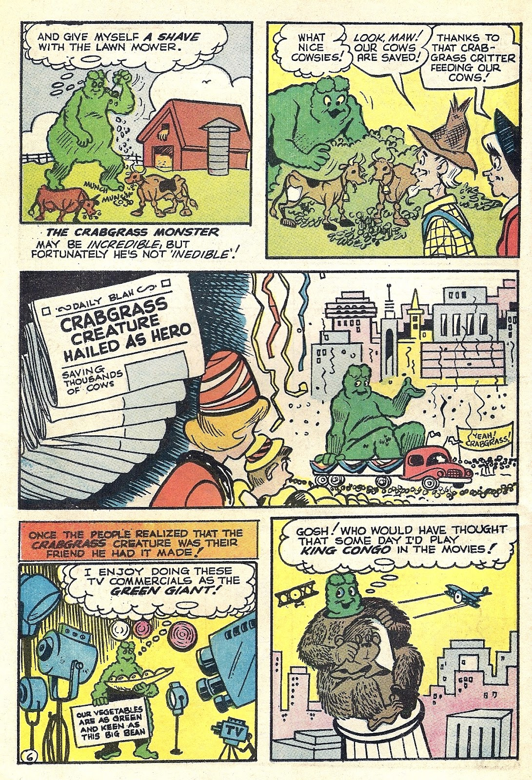 Archie's Madhouse issue Annual 6 - Page 8