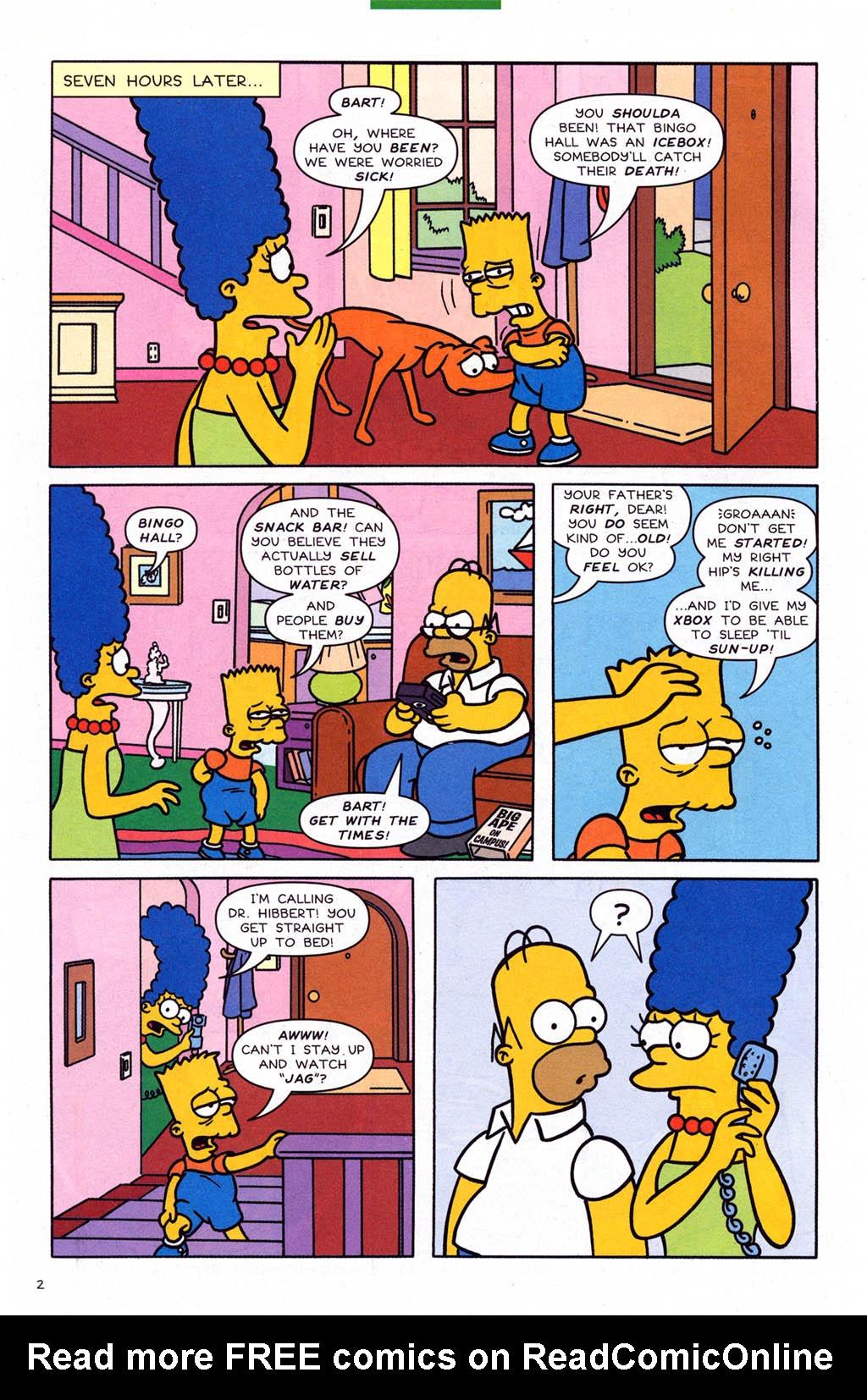 Read online Simpsons Comics Presents Bart Simpson comic -  Issue #23 - 26