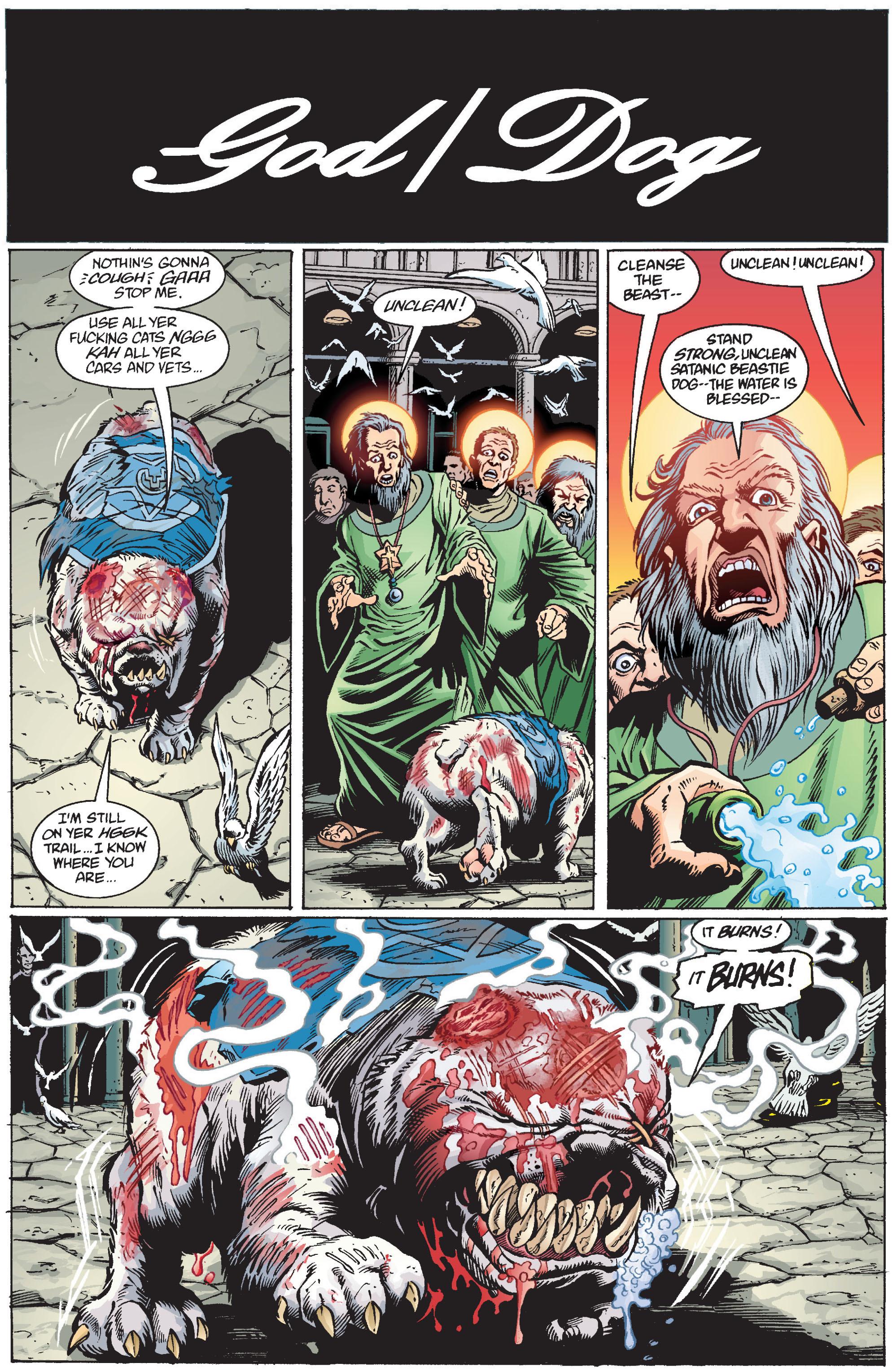 Read online Transmetropolitan comic -  Issue #12 - 16