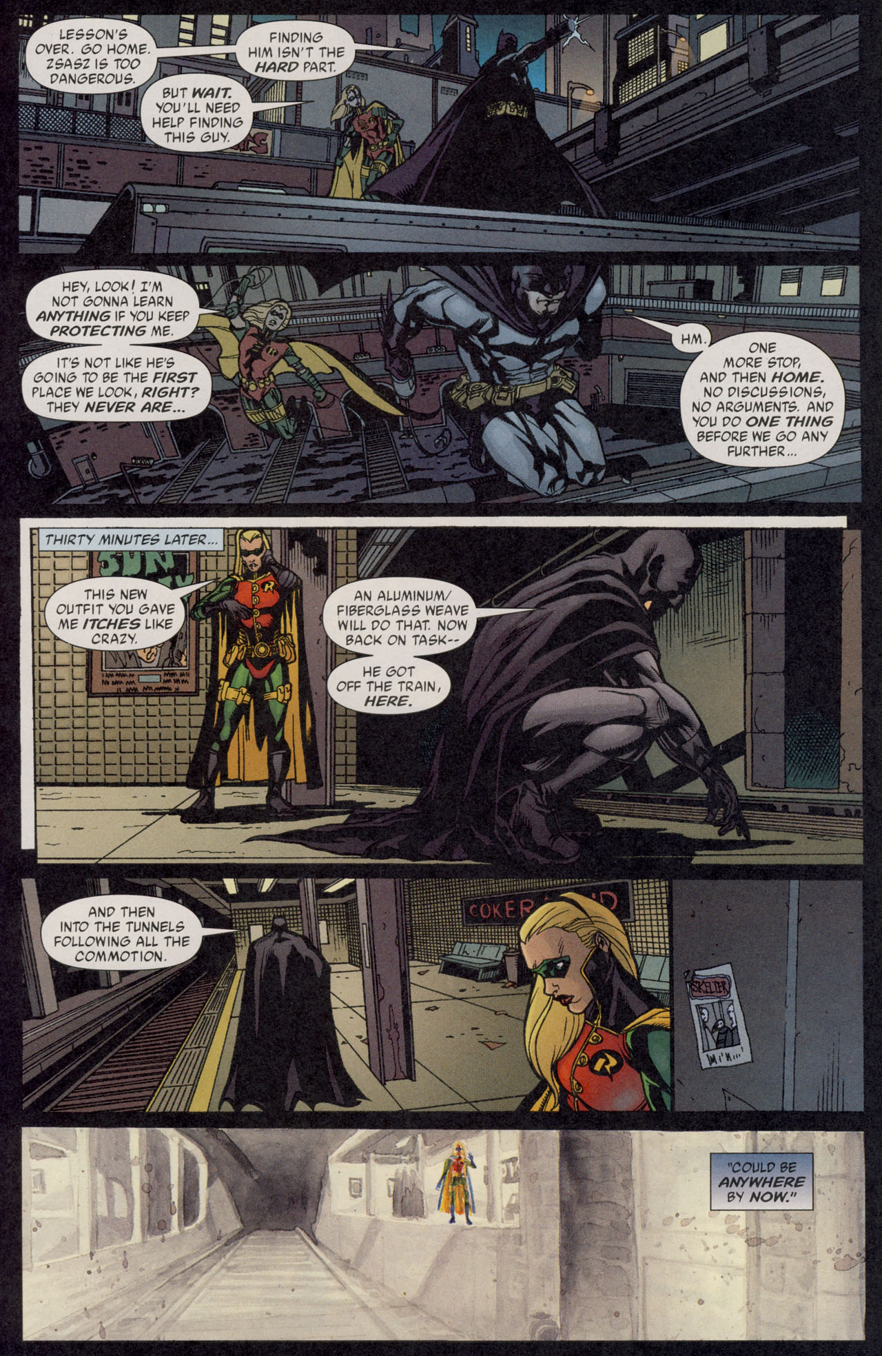 Read online Batman War Drums comic -  Issue # TPB - 185