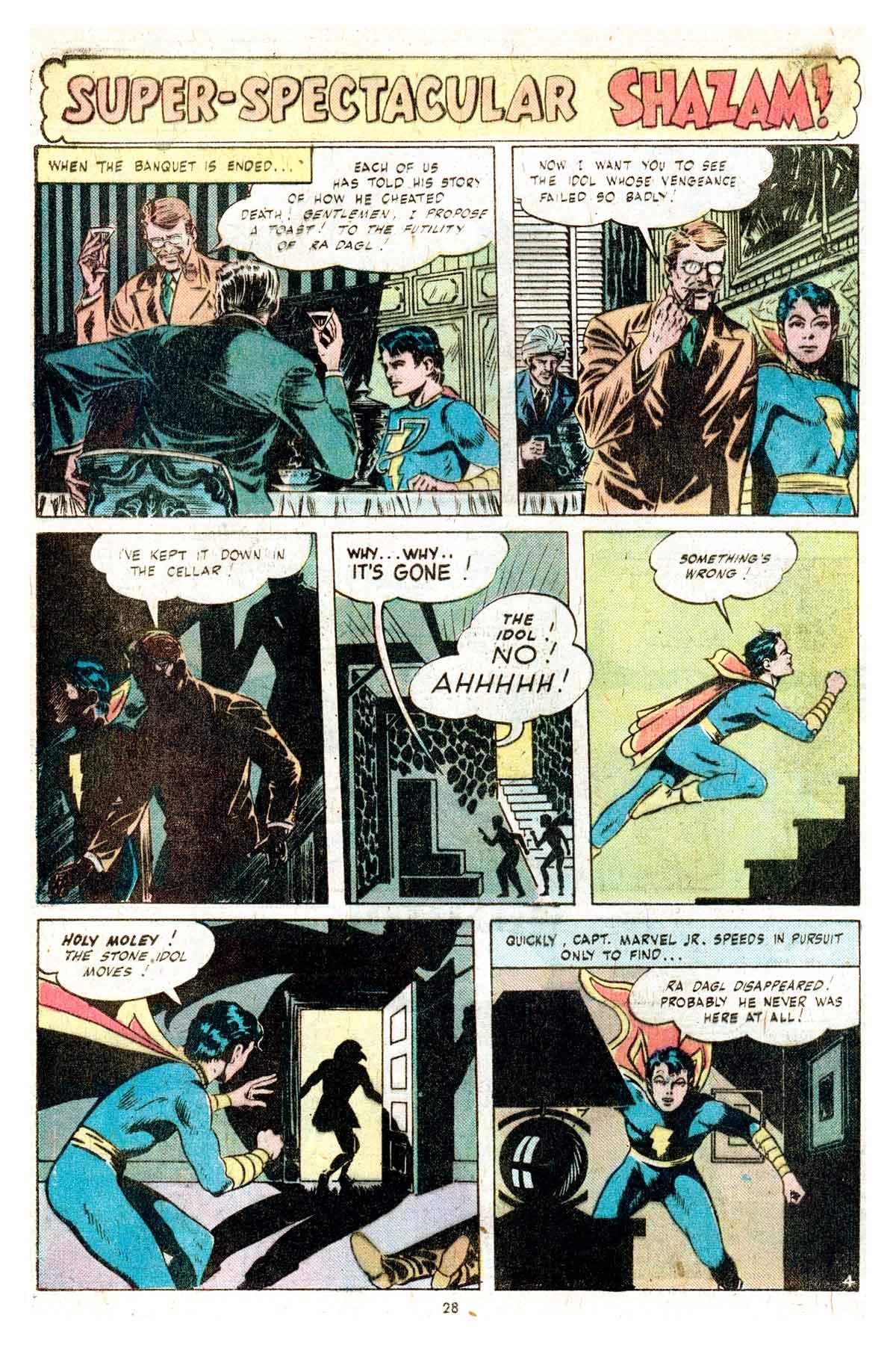 Read online Shazam! (1973) comic -  Issue #17 - 28