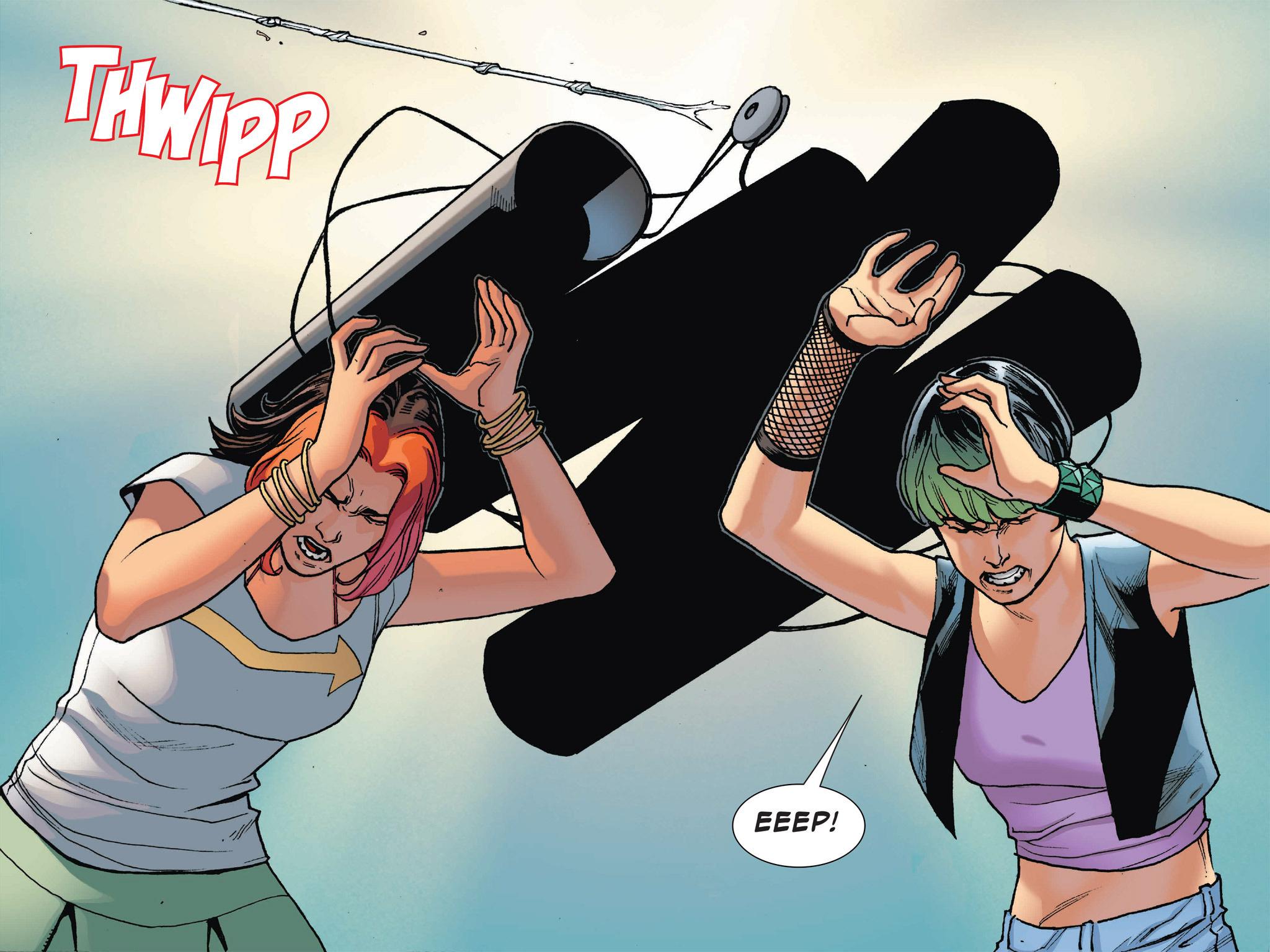 Read online Ultimate Spider-Man (Infinite Comics) (2016) comic -  Issue #2 - 40