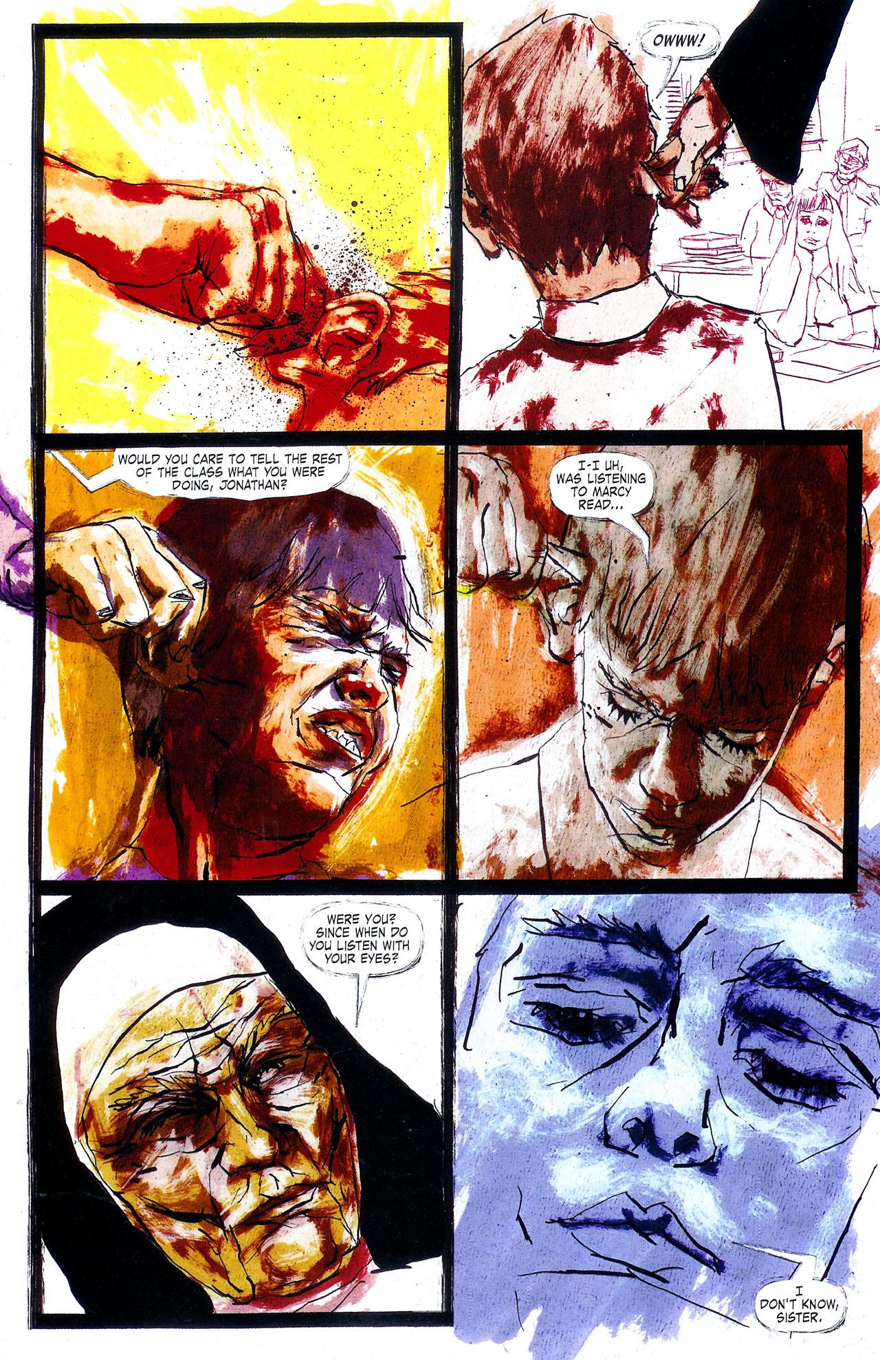 Read online Se7en comic -  Issue #4 - 7