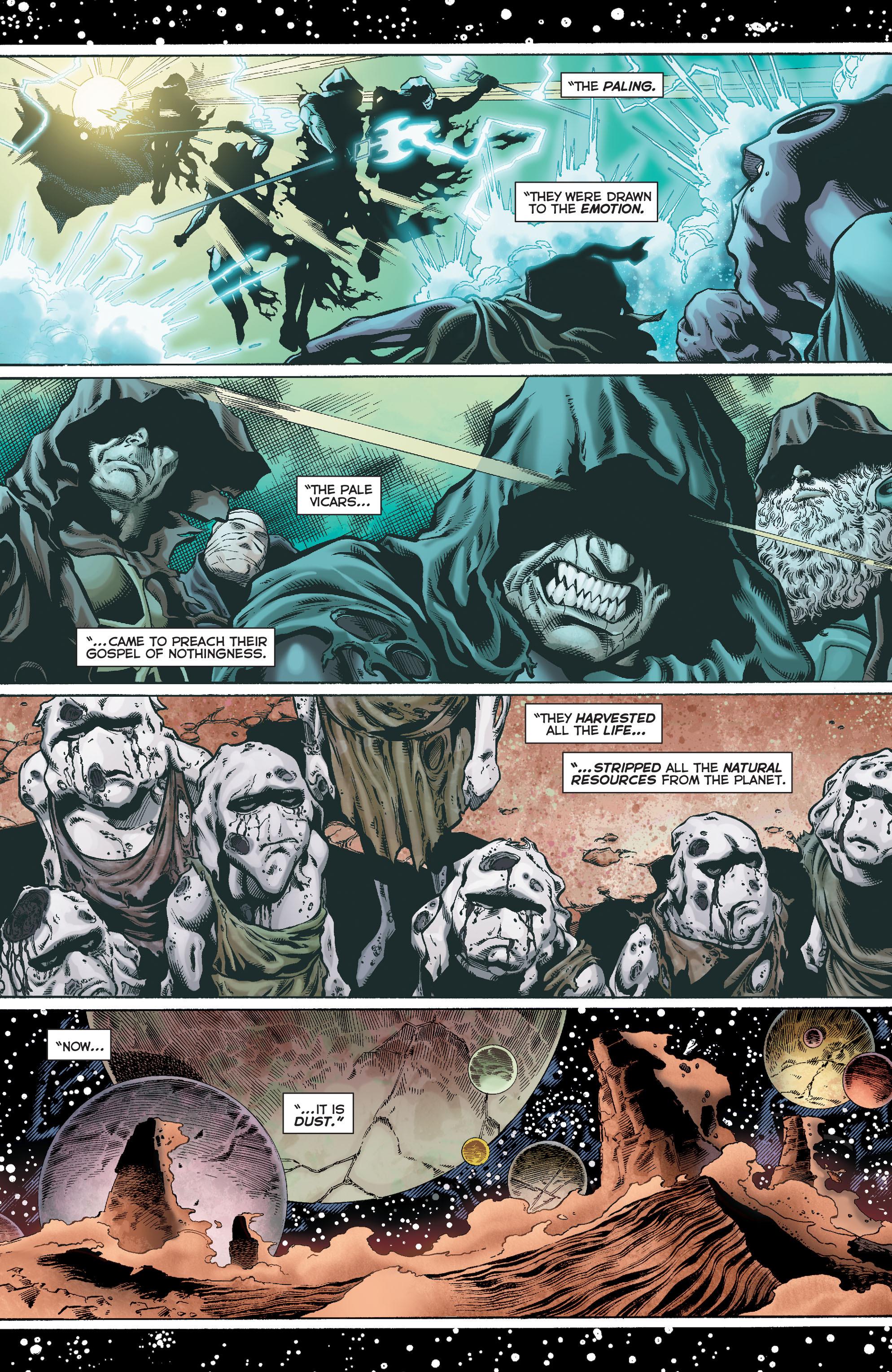 Read online Sinestro comic -  Issue #9 - 3