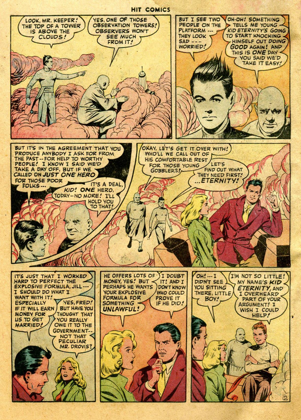 Read online Hit Comics comic -  Issue #44 - 4