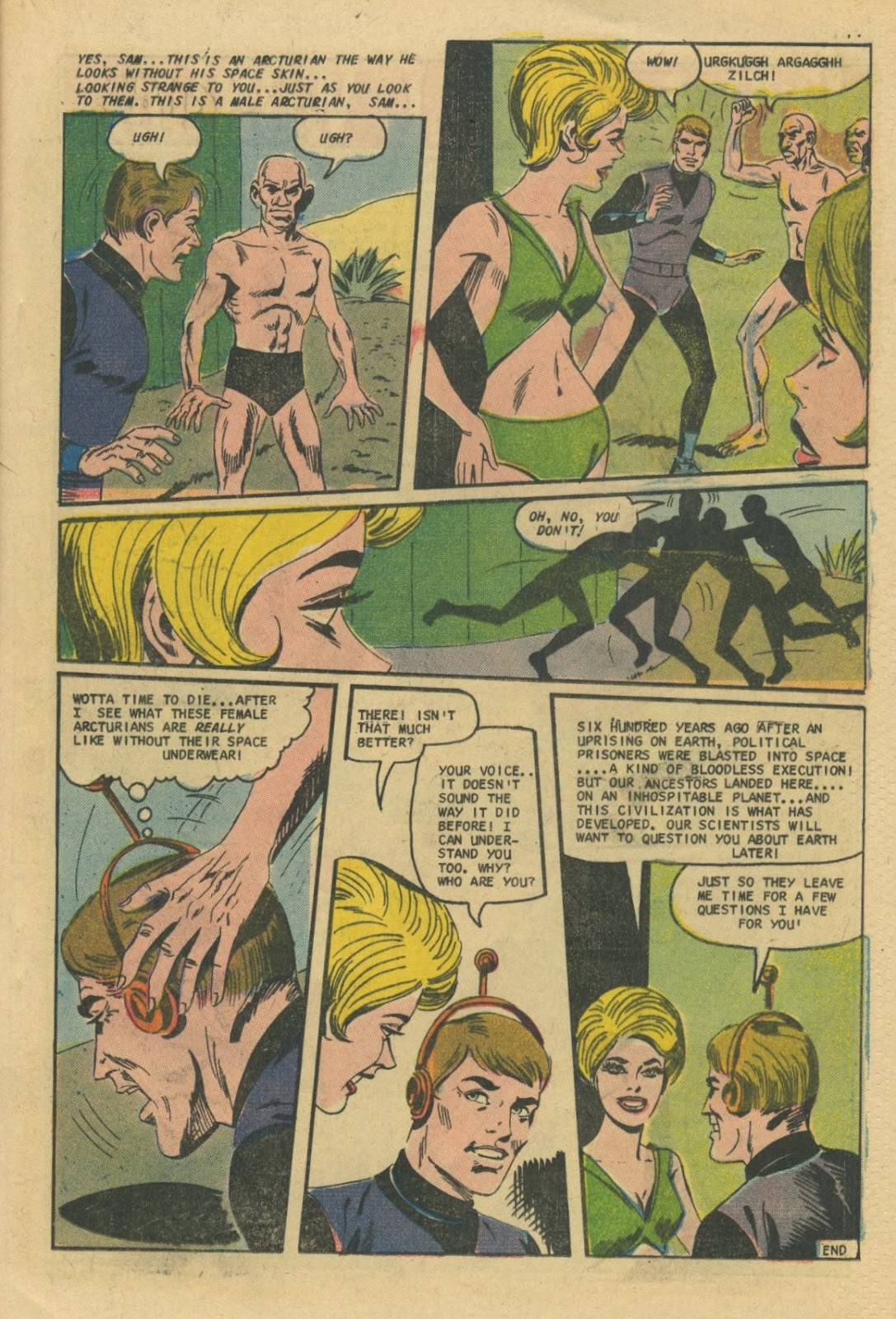 Space Adventures (1968) issue 8 - Page 21