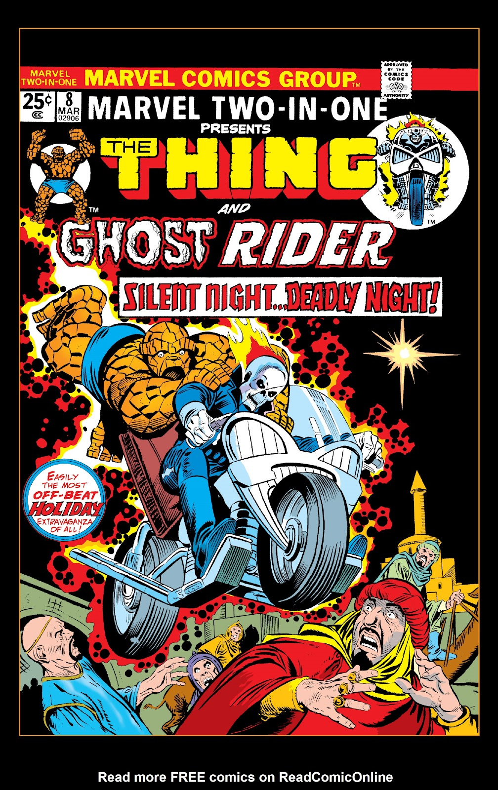 Read online Marvel Two-In-One Epic Collection: Cry Monster comic -  Issue # TPB (Part 2) - 79