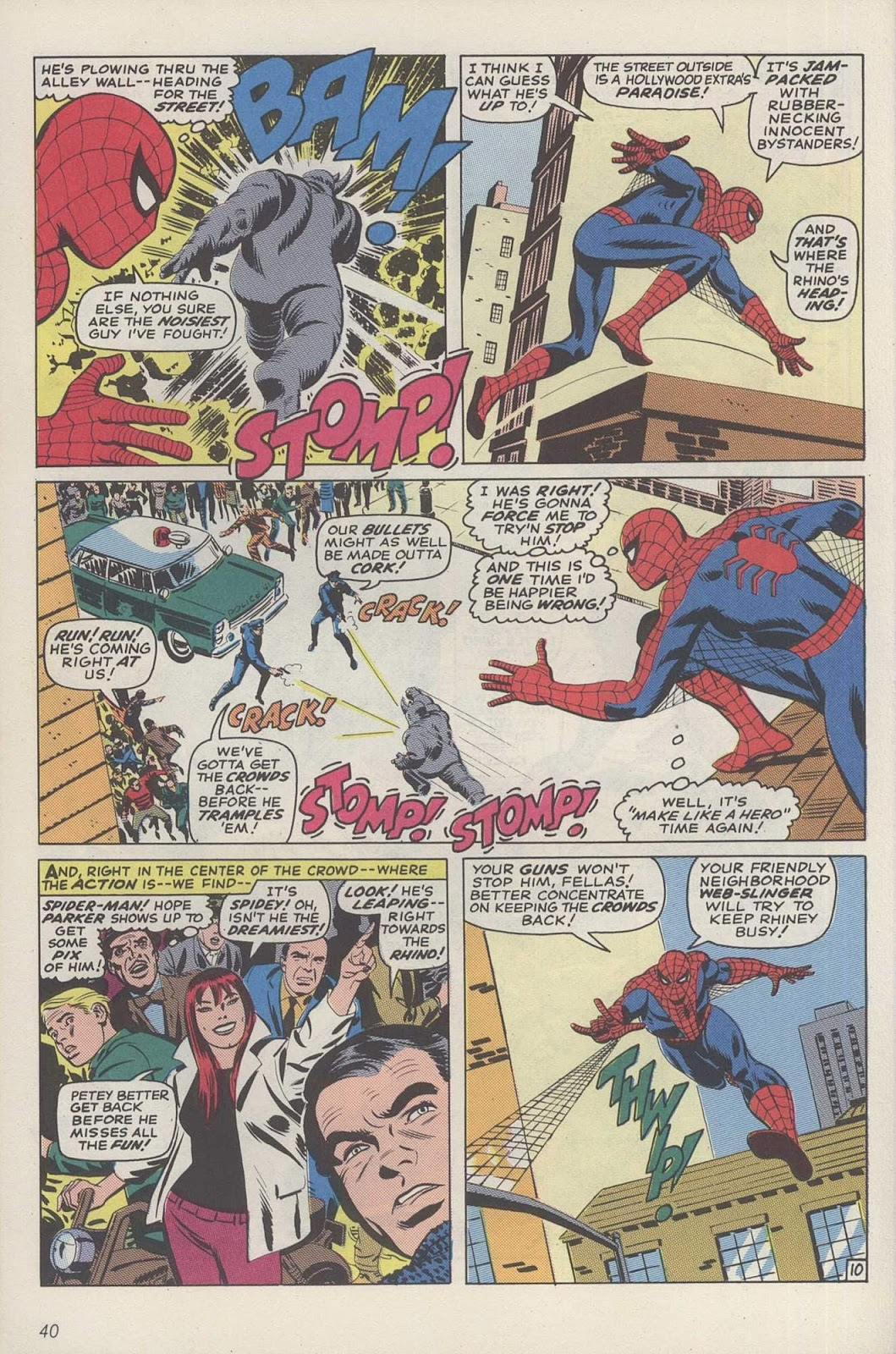 The Amazing Spider-Man (1979) issue TPB - Page 42