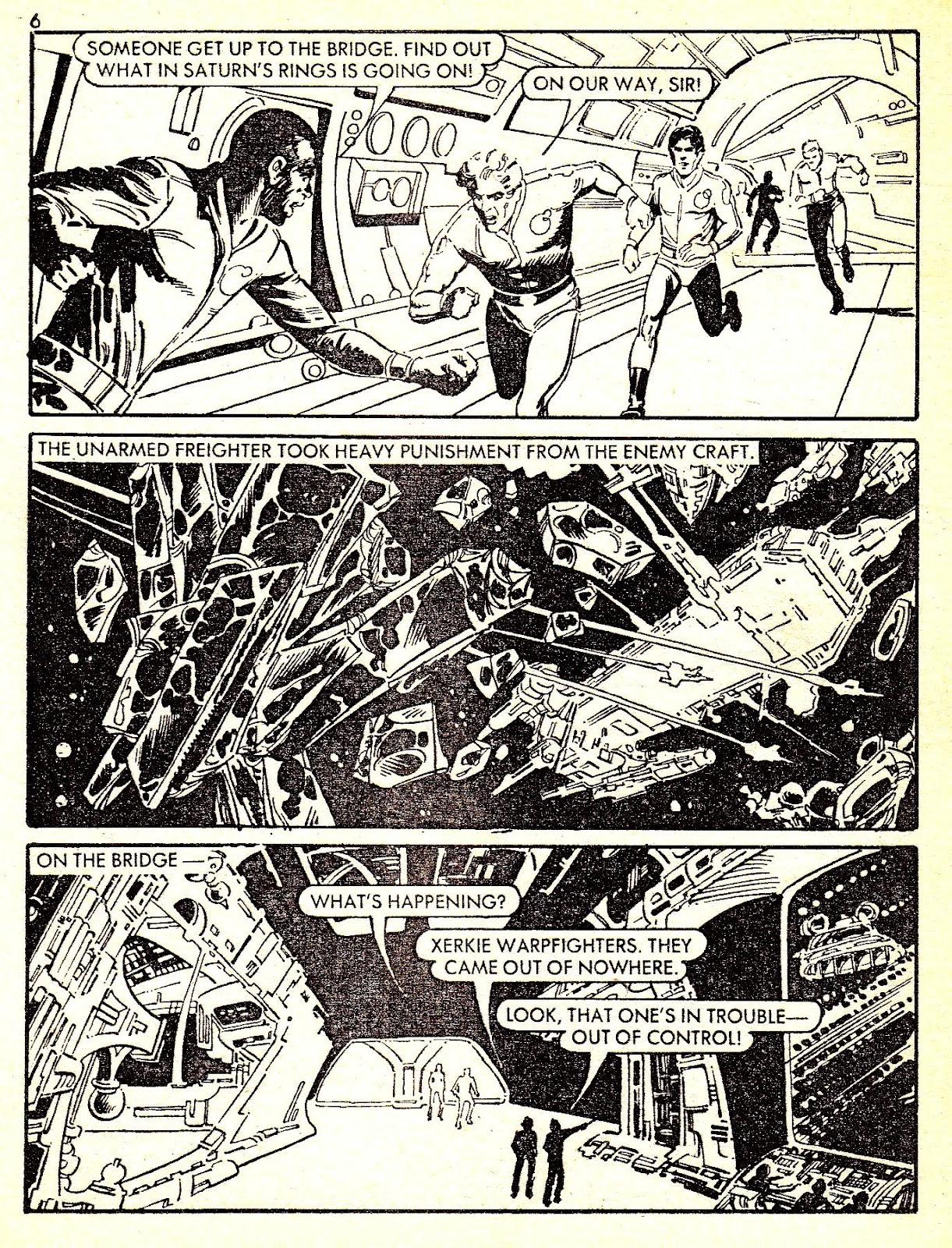 Starblazer issue 140 - Page 6