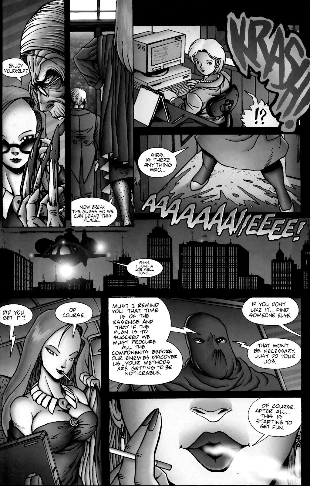 Warrior Nun Areala:  Dangerous Game Issue #2 #2 - English 28
