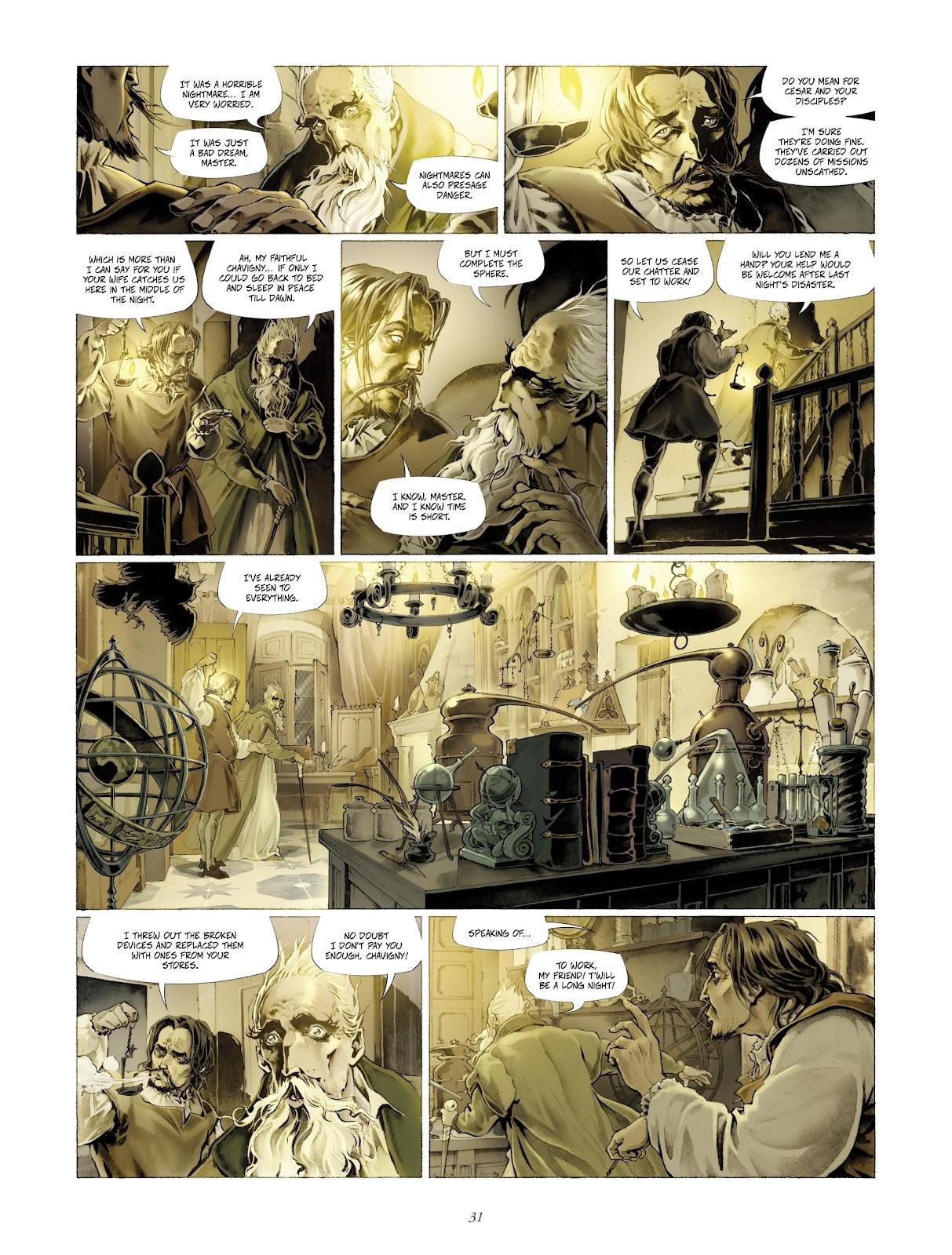 Read online Arthus Trivium comic -  Issue #4 - 33