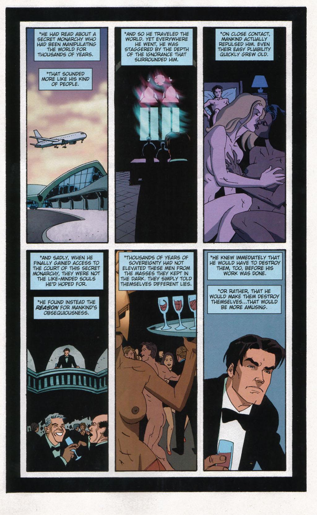 Read online Sleeper comic -  Issue #12 - 17