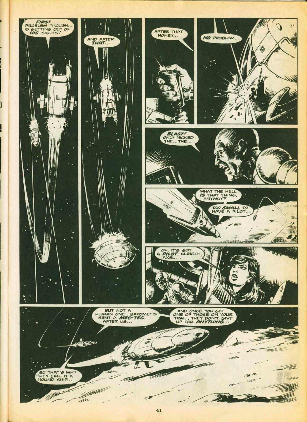 Warrior Issue #5 #6 - English 40