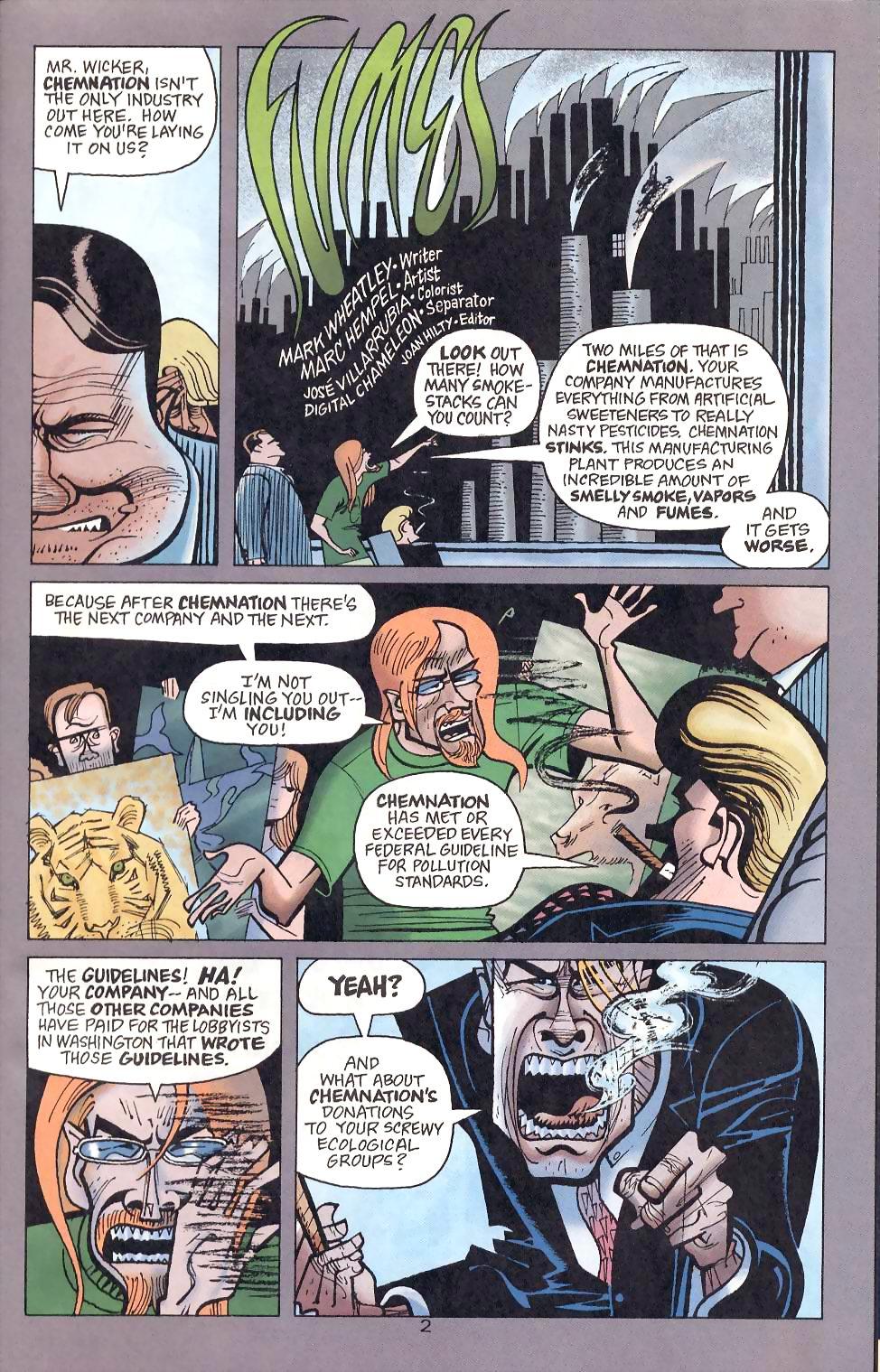 Read online Flinch comic -  Issue #5 - 15