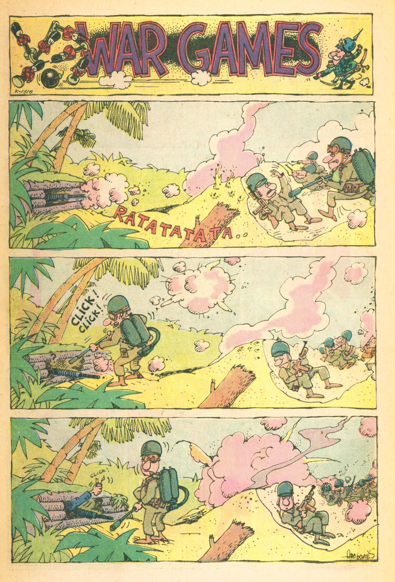 Read online Sgt. Rock comic -  Issue #302 - 22