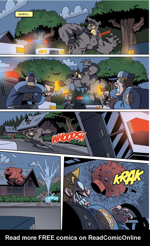 Read online Ralph Filmore comic -  Issue # Full - 98
