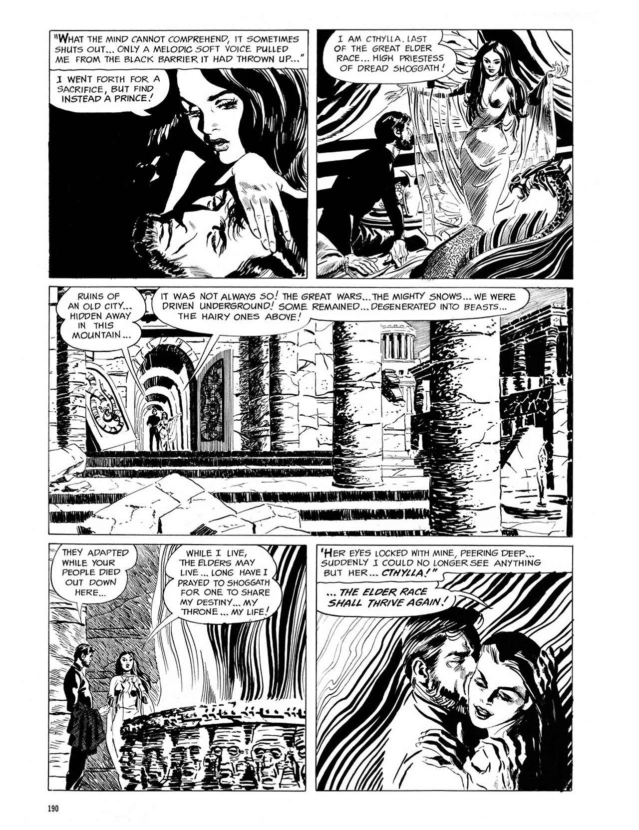 Read online Eerie Archives comic -  Issue # TPB 1 - 191