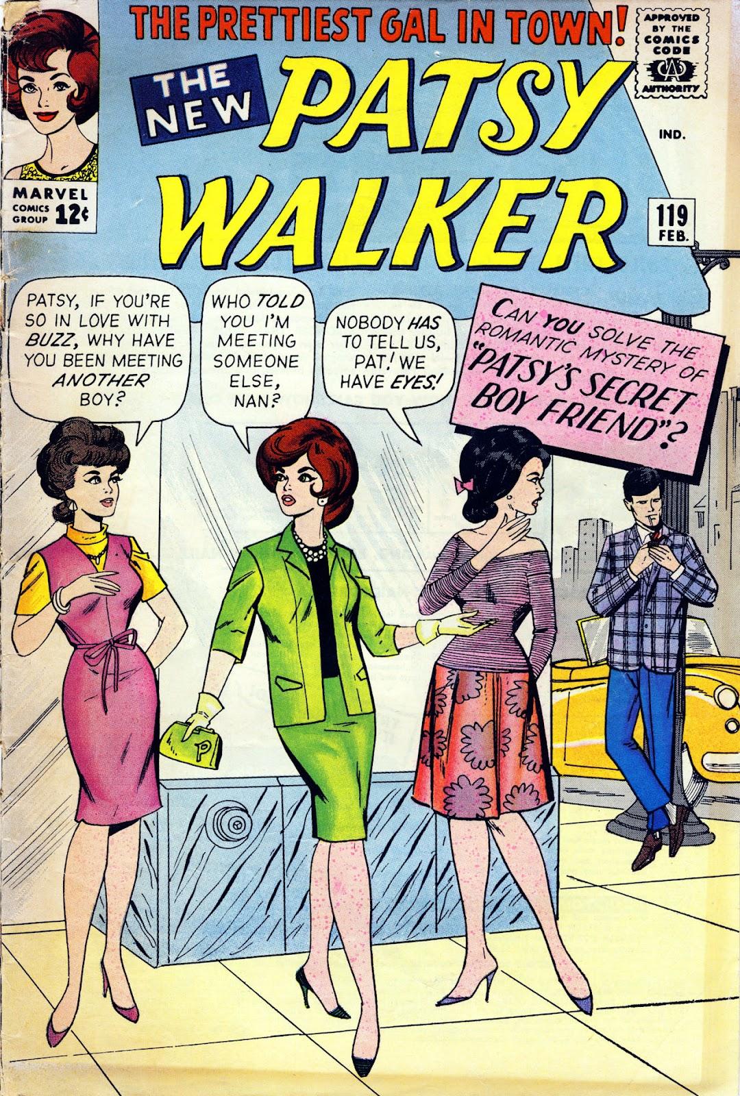 Patsy Walker 119 Page 1