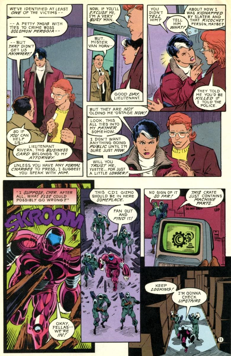 Read online Gunfire comic -  Issue #2 - 15