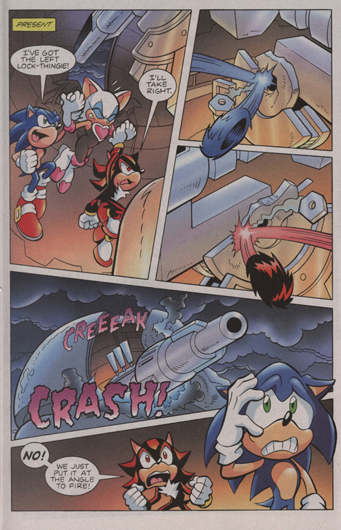 Read online Sonic Universe comic -  Issue #2 - 17