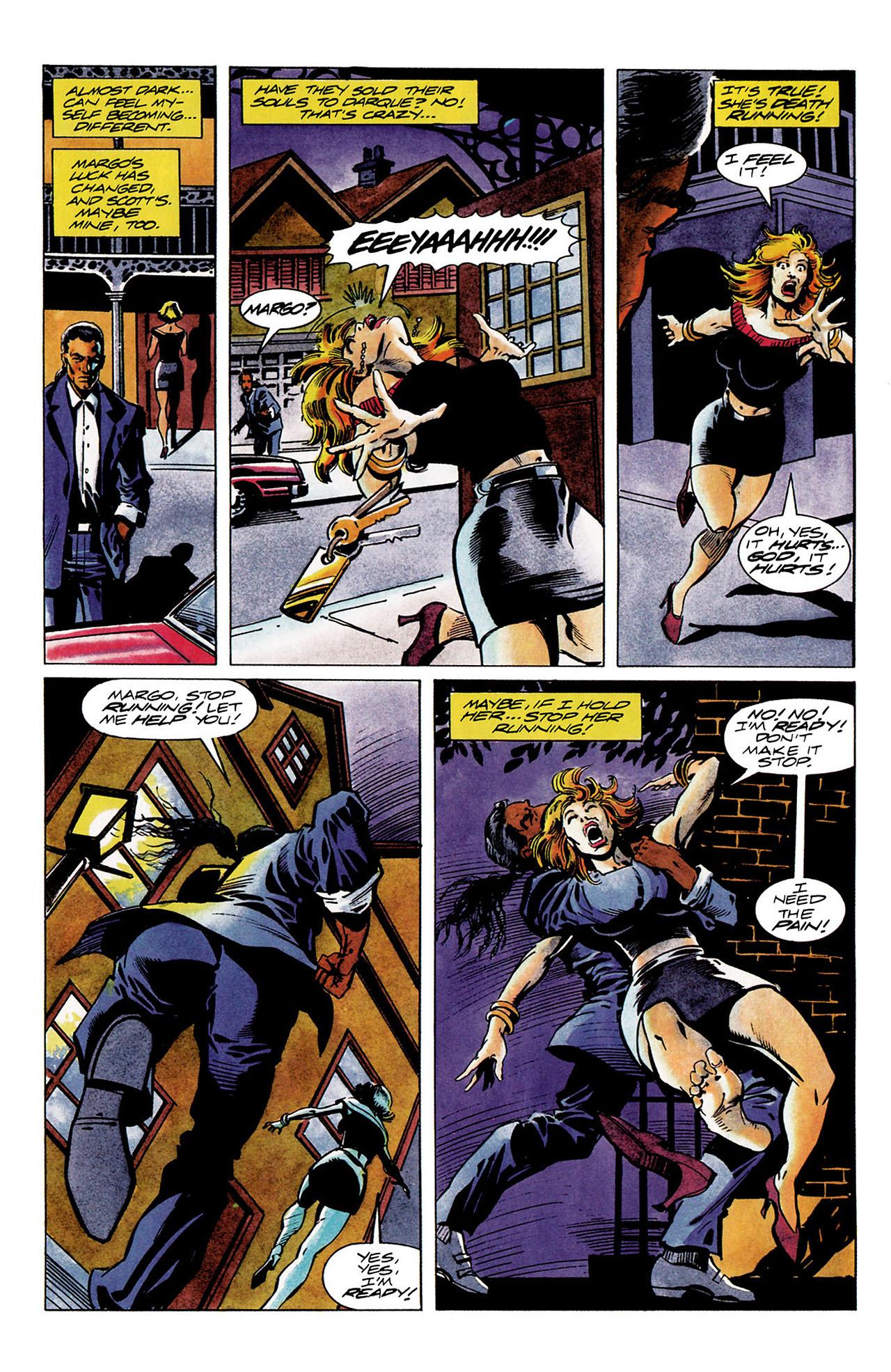 Read online Shadowman (1992) comic -  Issue #11 - 9