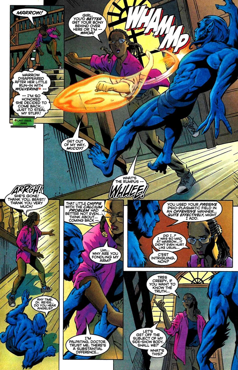 X-Men (1991) 73 Page 9