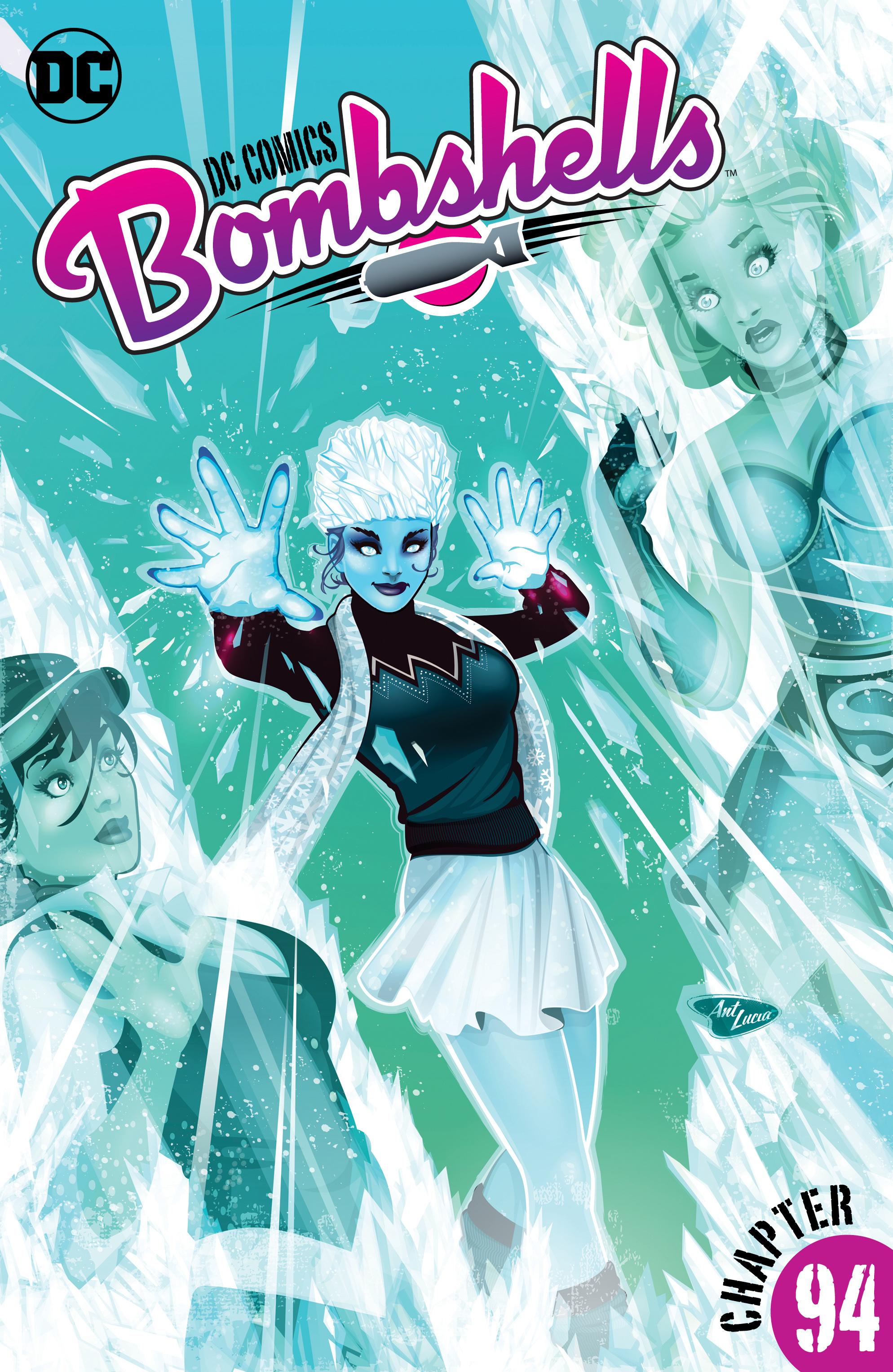 Read online DC Comics: Bombshells comic -  Issue #94 - 2