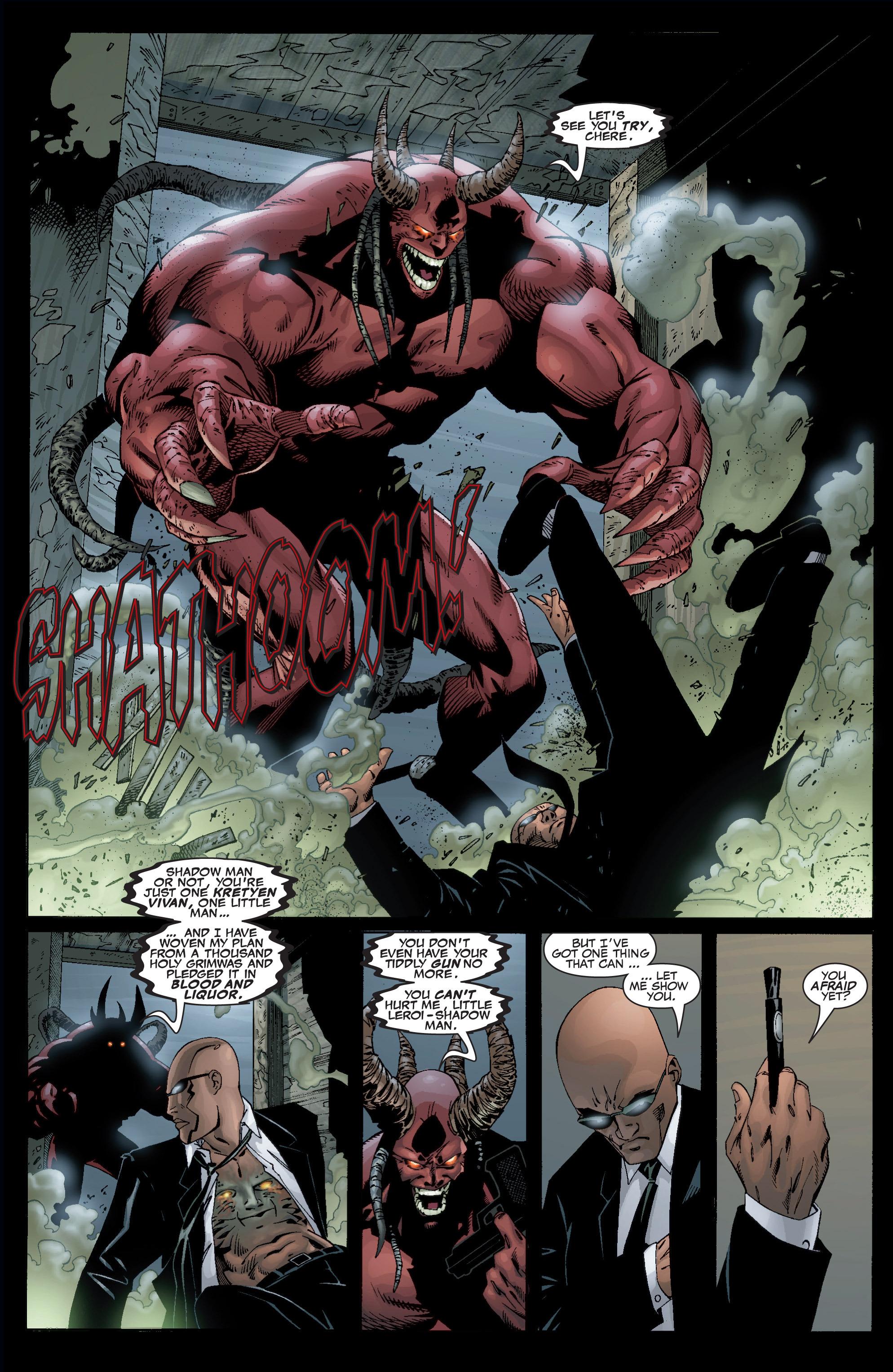 Read online Shadowman (1999) comic -  Issue #1 - 11
