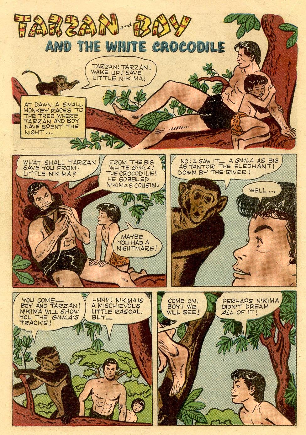 Tarzan (1948) issue 62 - Page 19