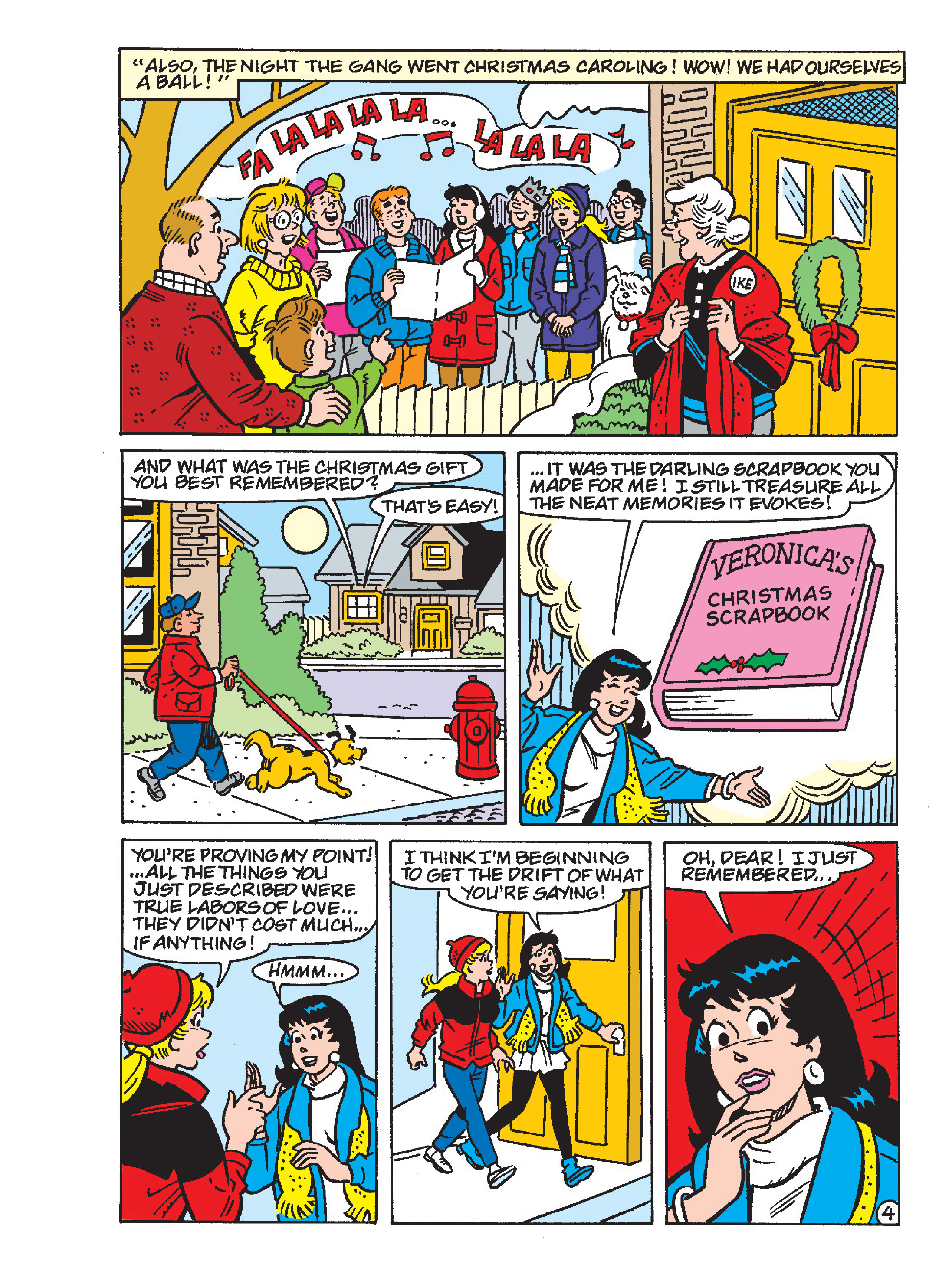 Read online Archie's Funhouse Double Digest comic -  Issue #23 - 149